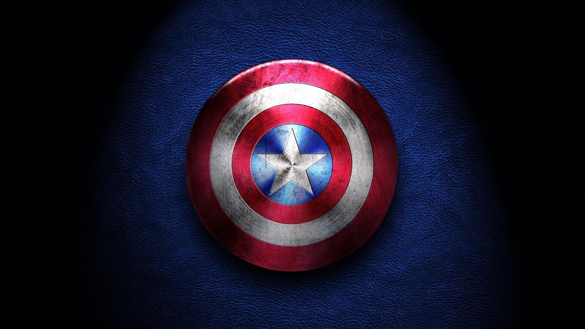 Captain america marvel comics artwork logos shield wallpaper