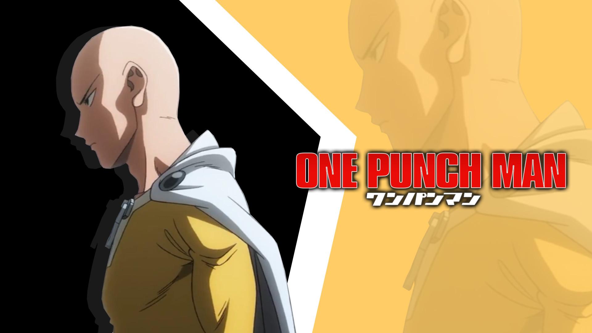Serious Saitama Anime One Punch Man Wallpaper HD #3032