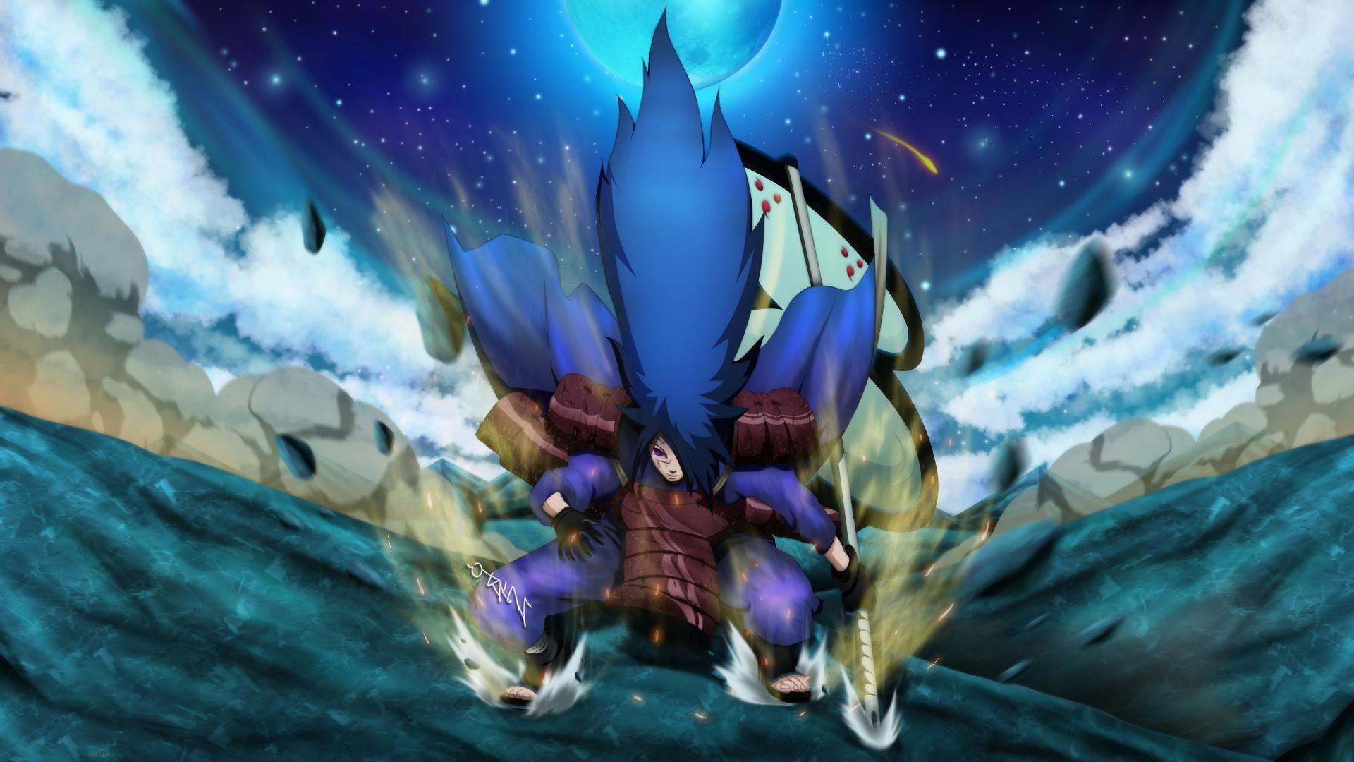 Madara Uchiha Wallpaper Collection For Free Download