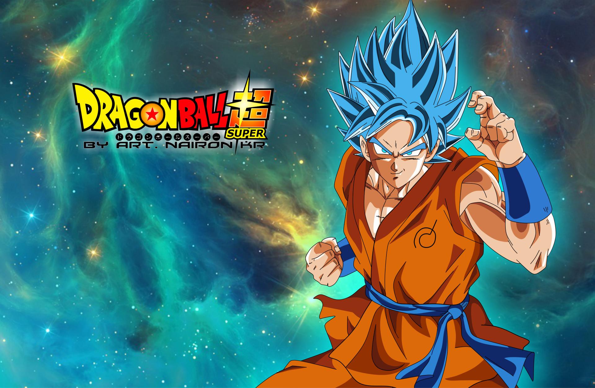 Anime – Dragon Ball Super Goku Wallpaper