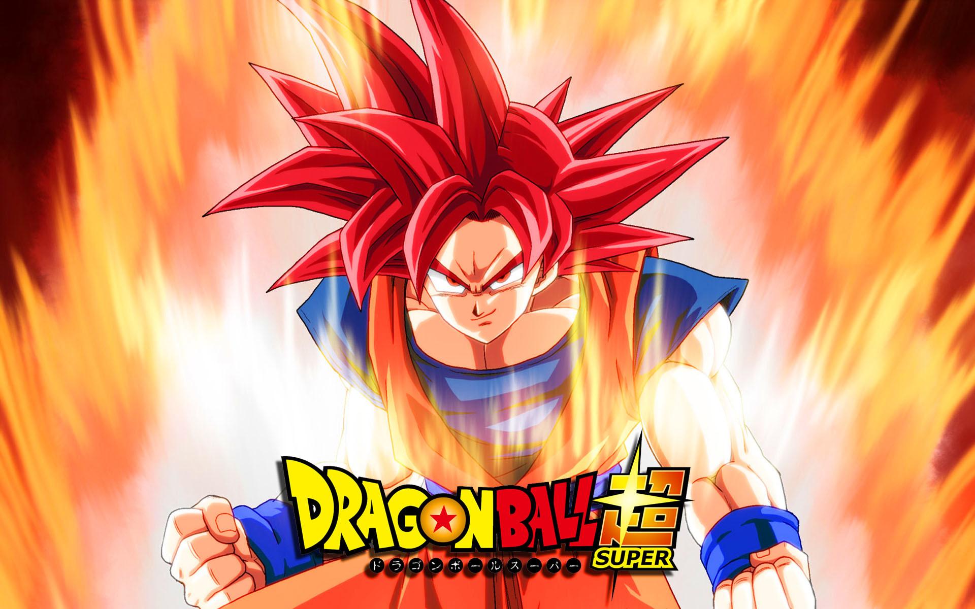 132 Super Saiyan God Hd