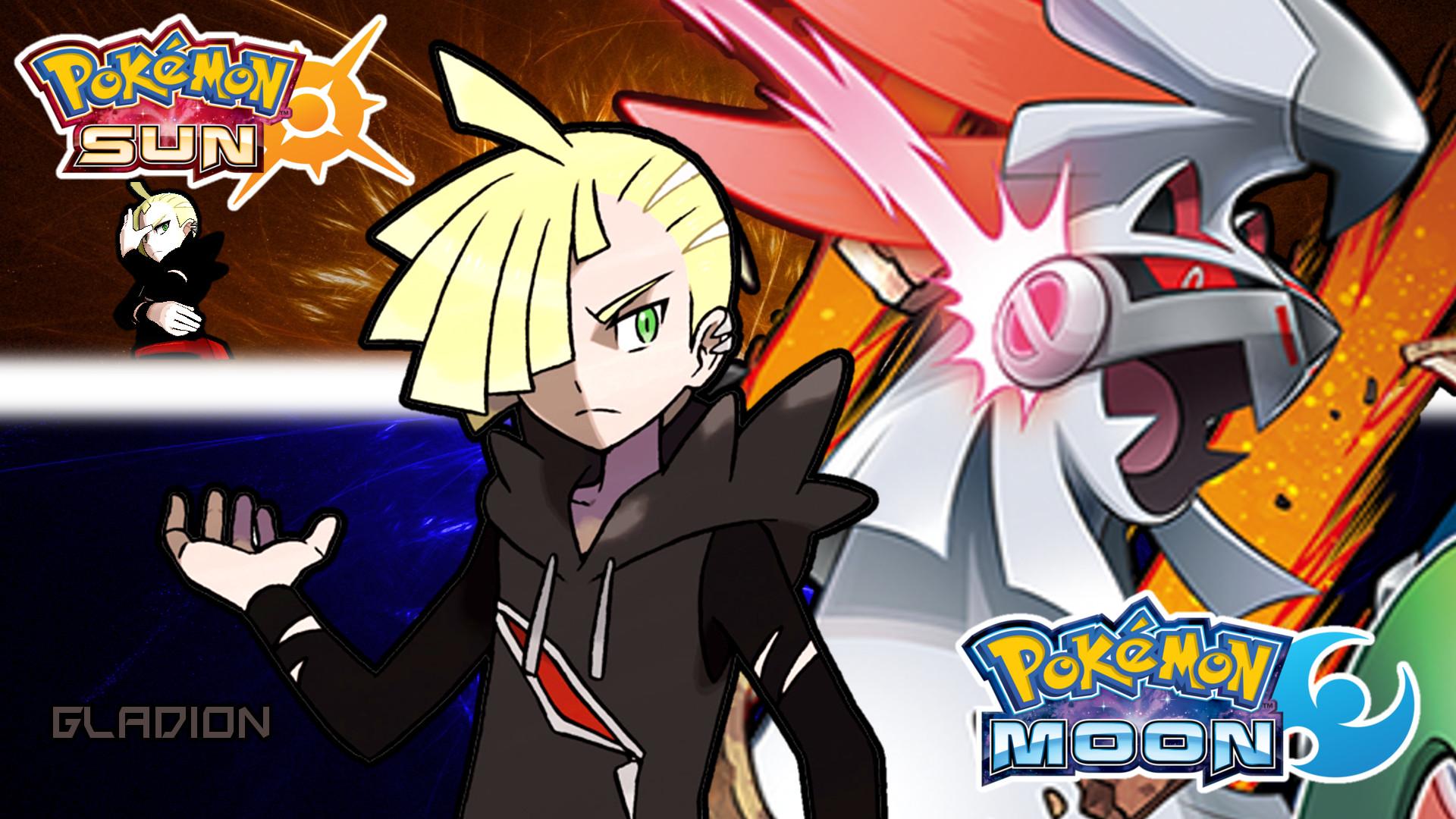 Gladion Wallpaper by MattPlaysVG Pokemon Sun AND Moon! Gladion Wallpaper by  MattPlaysVG