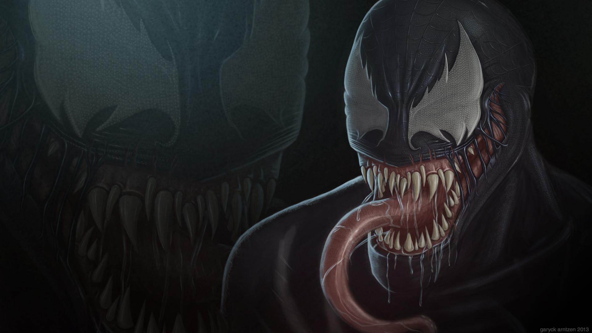 Related Pictures download venom wallpaper ultimate spiderman venom