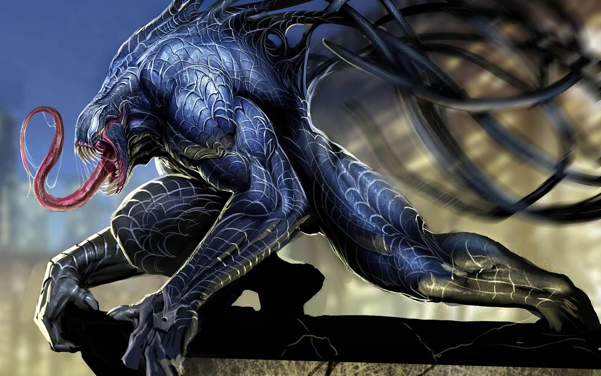 Venom, Comics, Marvel Comics Wallpapers HD / Desktop and Mobile Backgrounds