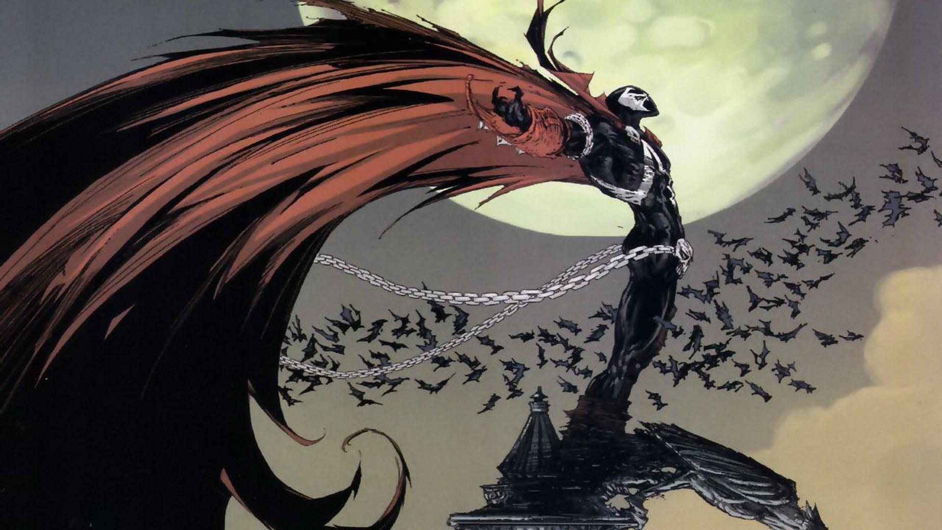 Spawn comics image wallpaper