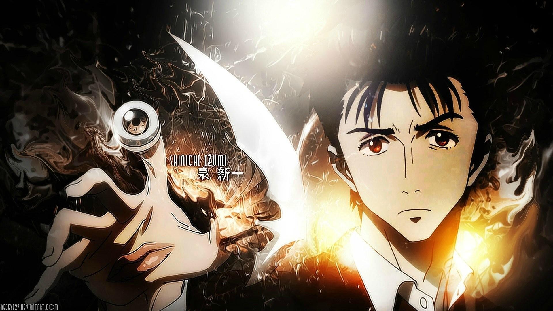 HD Wallpaper   Background ID:834006. Anime Parasyte -the maxim-