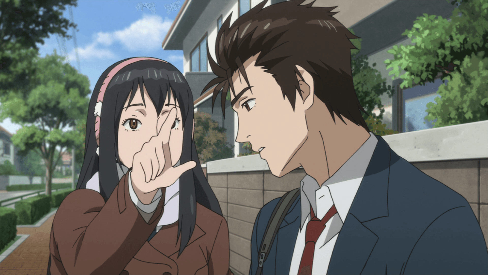 anime, parasyte -the maxim-,