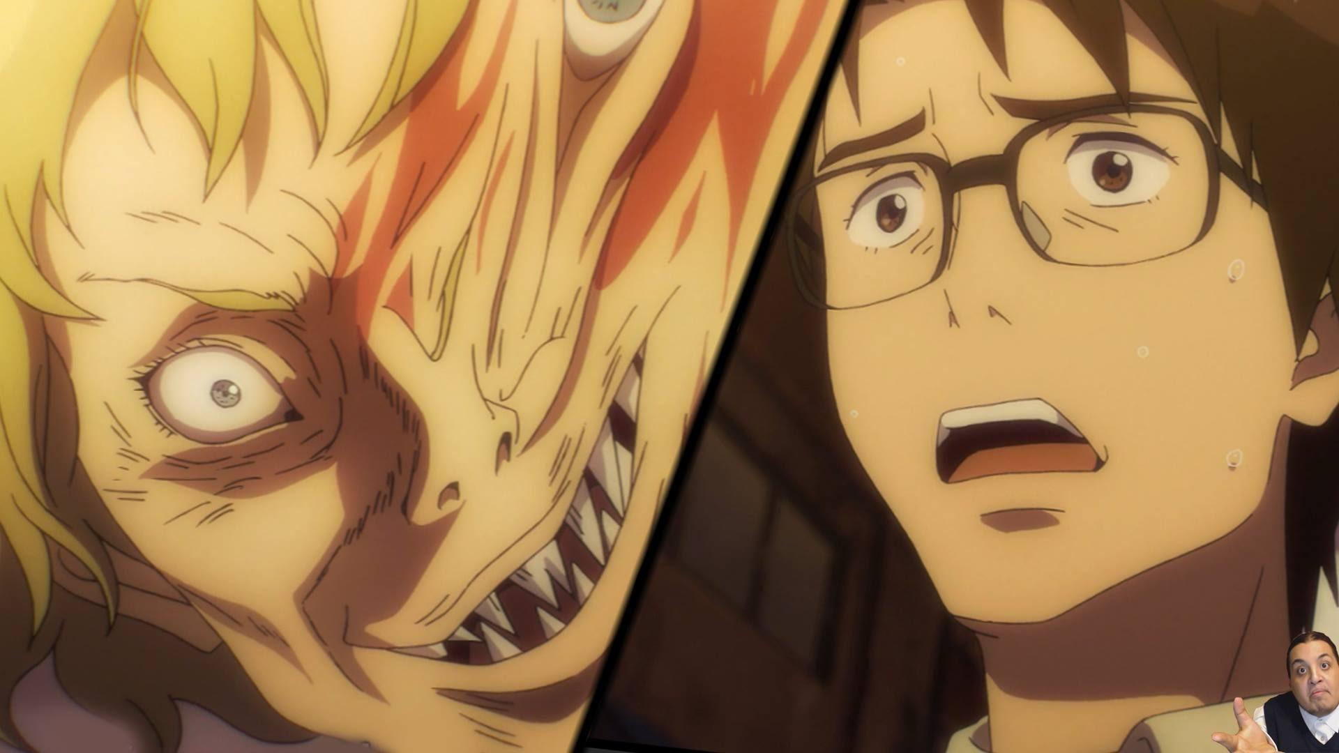 Parasyte The Maxim Episode 2 寄生獣 セイの格率 (KiseijÅ«) Anime Review — Migi &  Shinichi Already Beasting!!! – YouTube