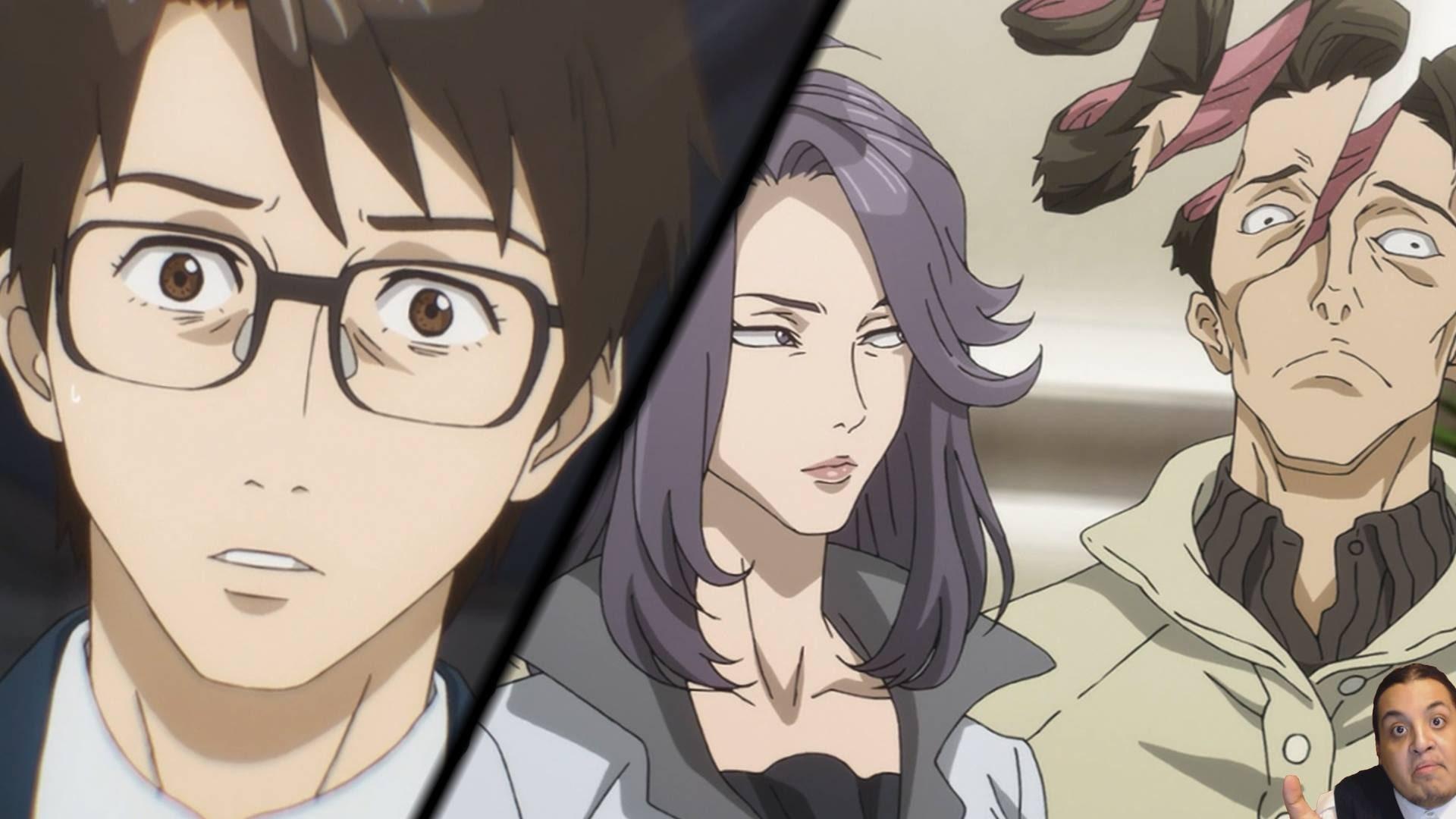 Parasyte The Maxim Episode 3 寄生獣 セイの格率 – KiseijÅ« – Anime Review — Shinichi  Vs Tamiya's A – YouTube