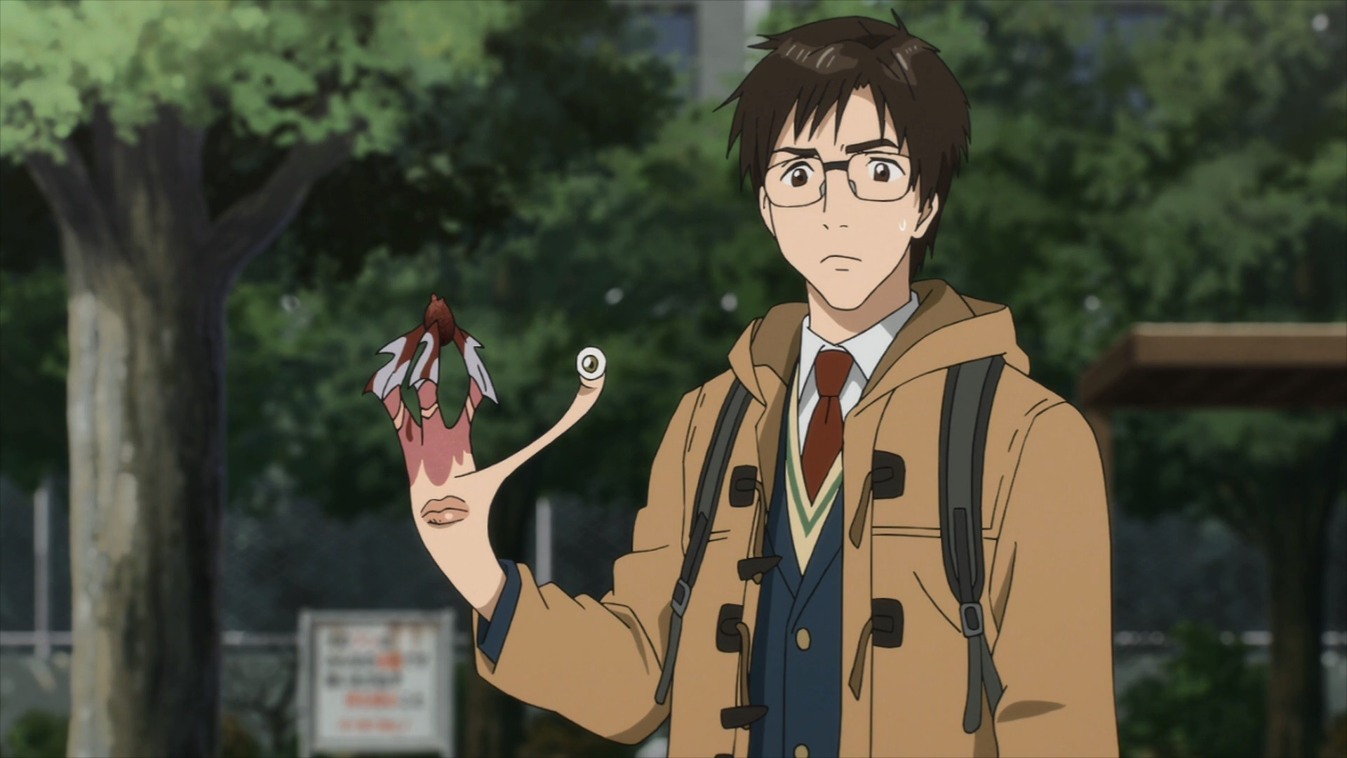 Parasyte Wallpapers