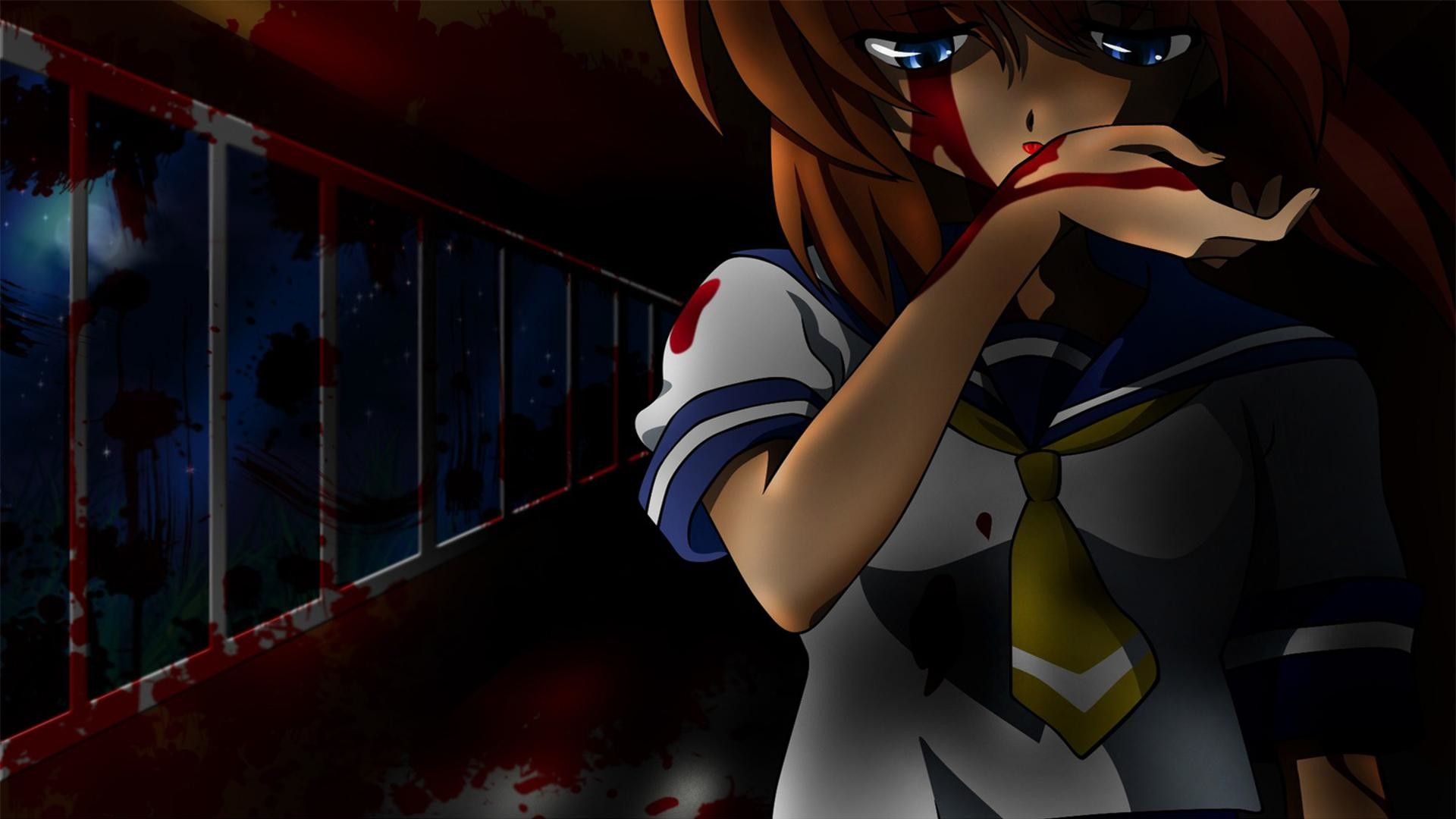 We kick off the list with arguably the scariest anime in recent memory.  Higurashi no Naku Koro ni, or When The Higurashi Cry, focuses on a group of  school …