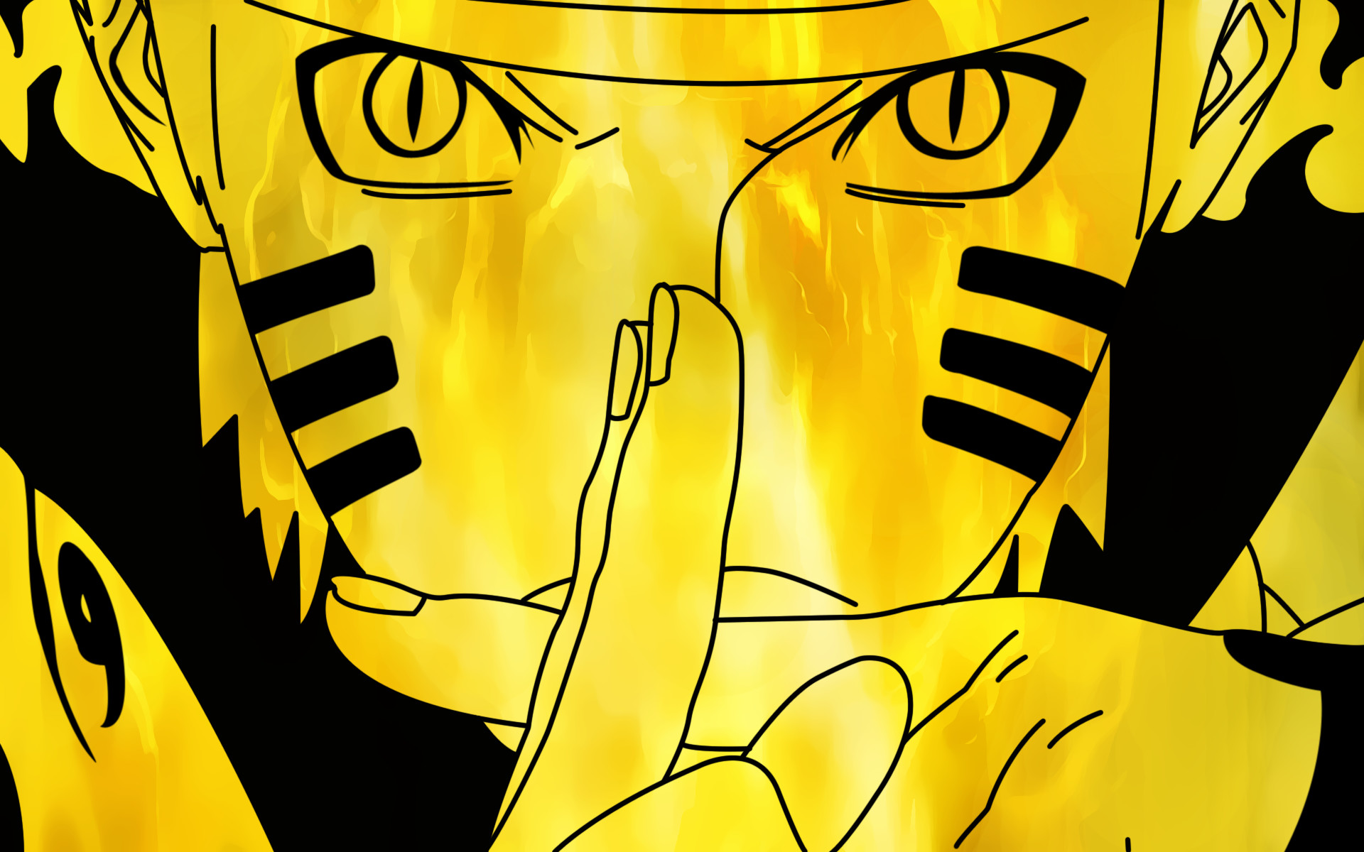 Naruto 1080p Wallpaper For Tablet | Uzumaki Shippuden Sasuke Hokage