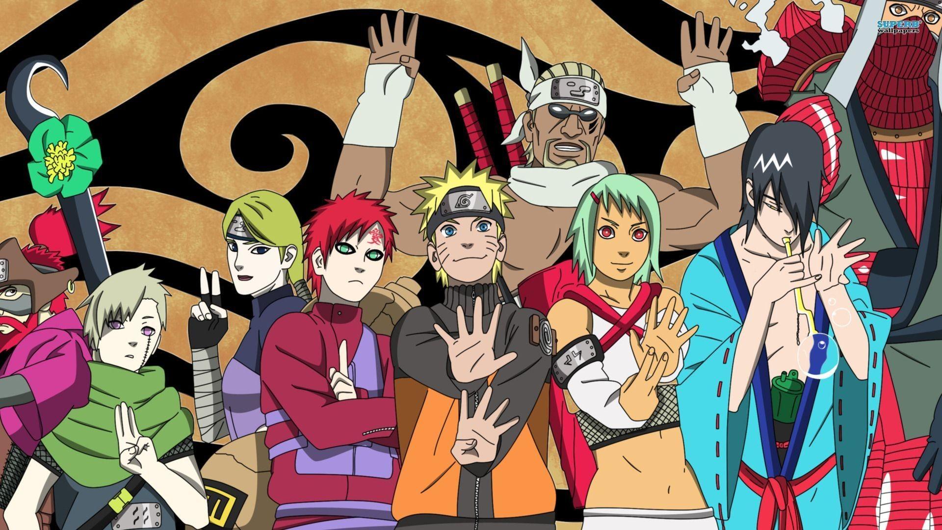 Naruto Wallpaper 1080p #003 ~ Wallpaper Petakilan.com