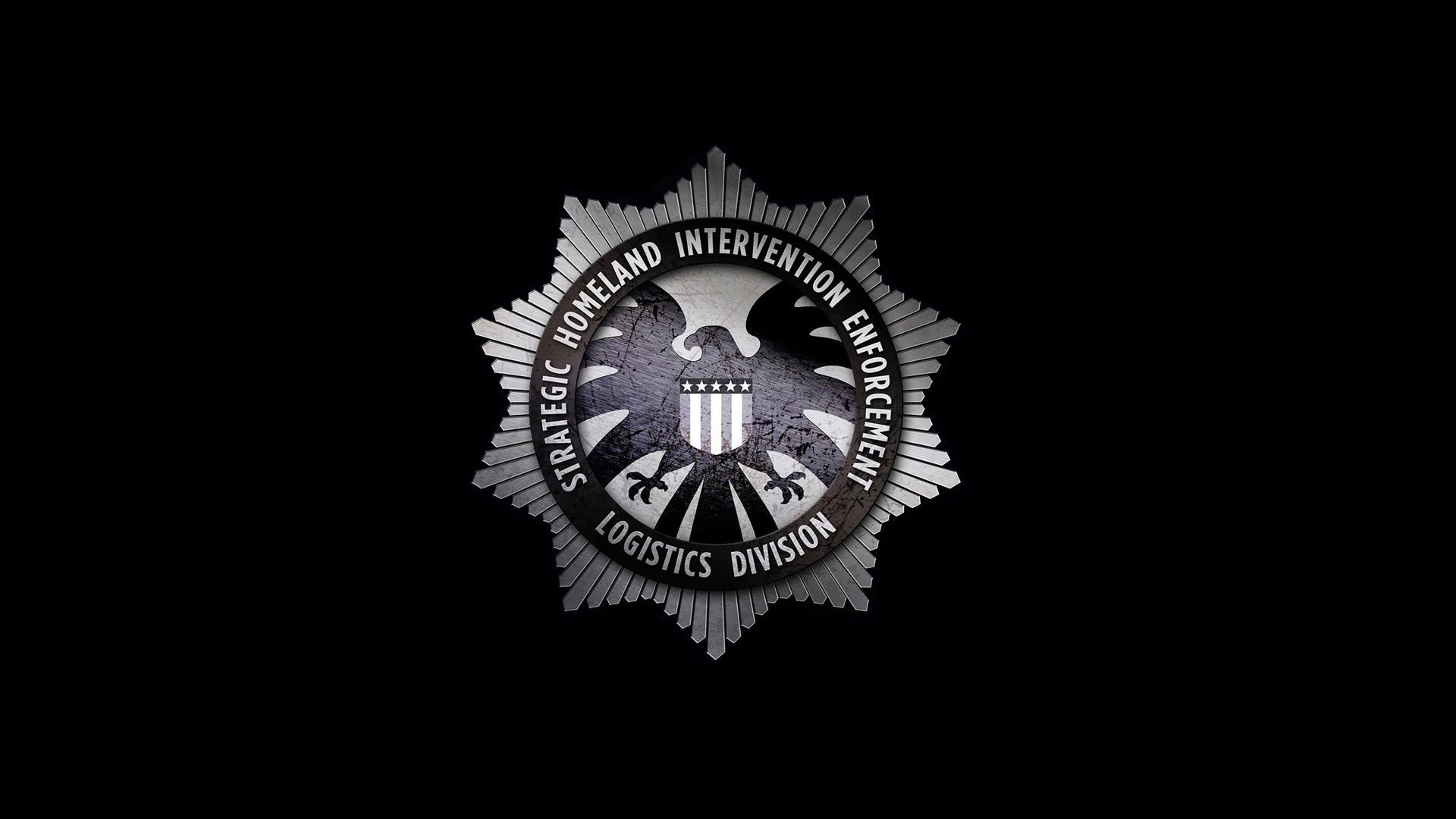 … Marvel Shield Logo Wallpaper – WallpaperSafari   Adorable Wallpapers    Pinterest   Shield logo, …
