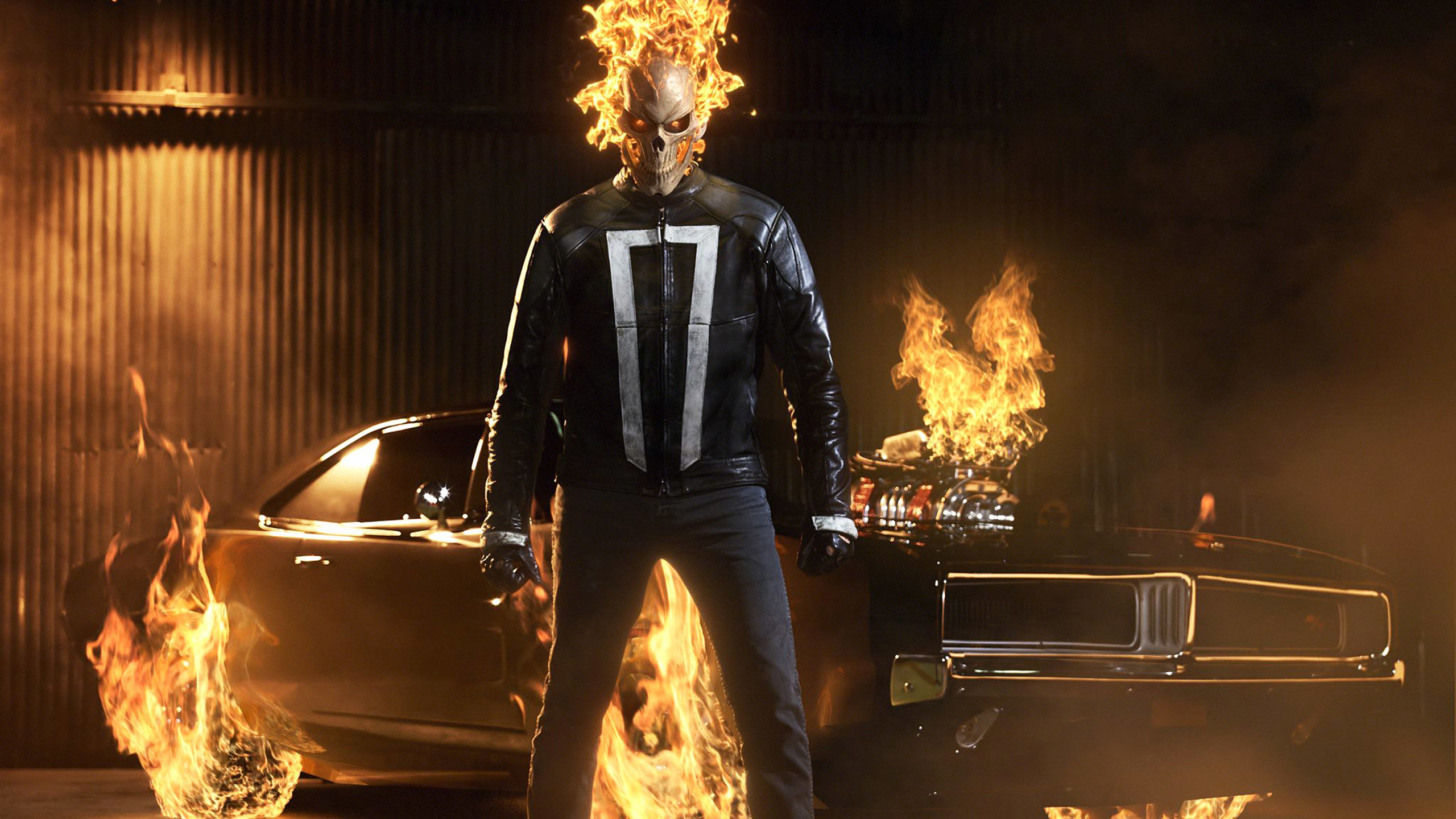 TV Series / Ghost Rider Wallpaper. Ghost Rider, Agents of SHIELD …