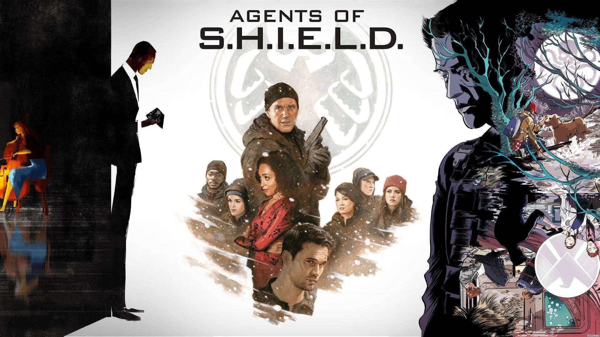 Agents Of Shield WallPaper