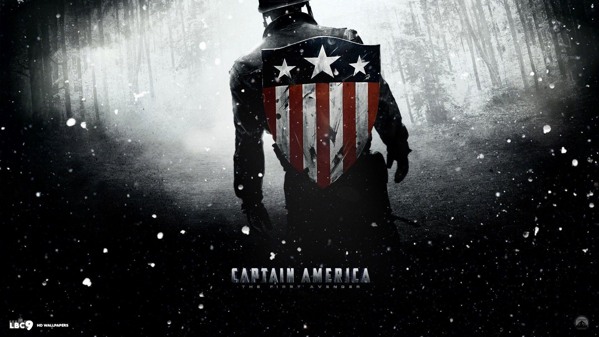 Wallpaper Hd Captain America The First Avenger – 1530981