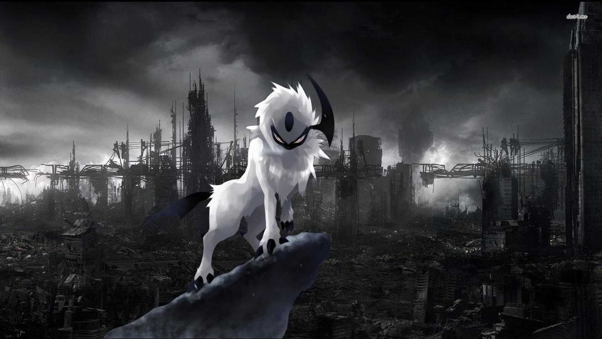 Image from https://cdn.desktopwallpapers4.me/wallpapers /anime/1920×1080/2/19841-absol-pokemon-1920×1080-anime-wallpaper.jpg. |  Everything Pokemon | Pinterest …