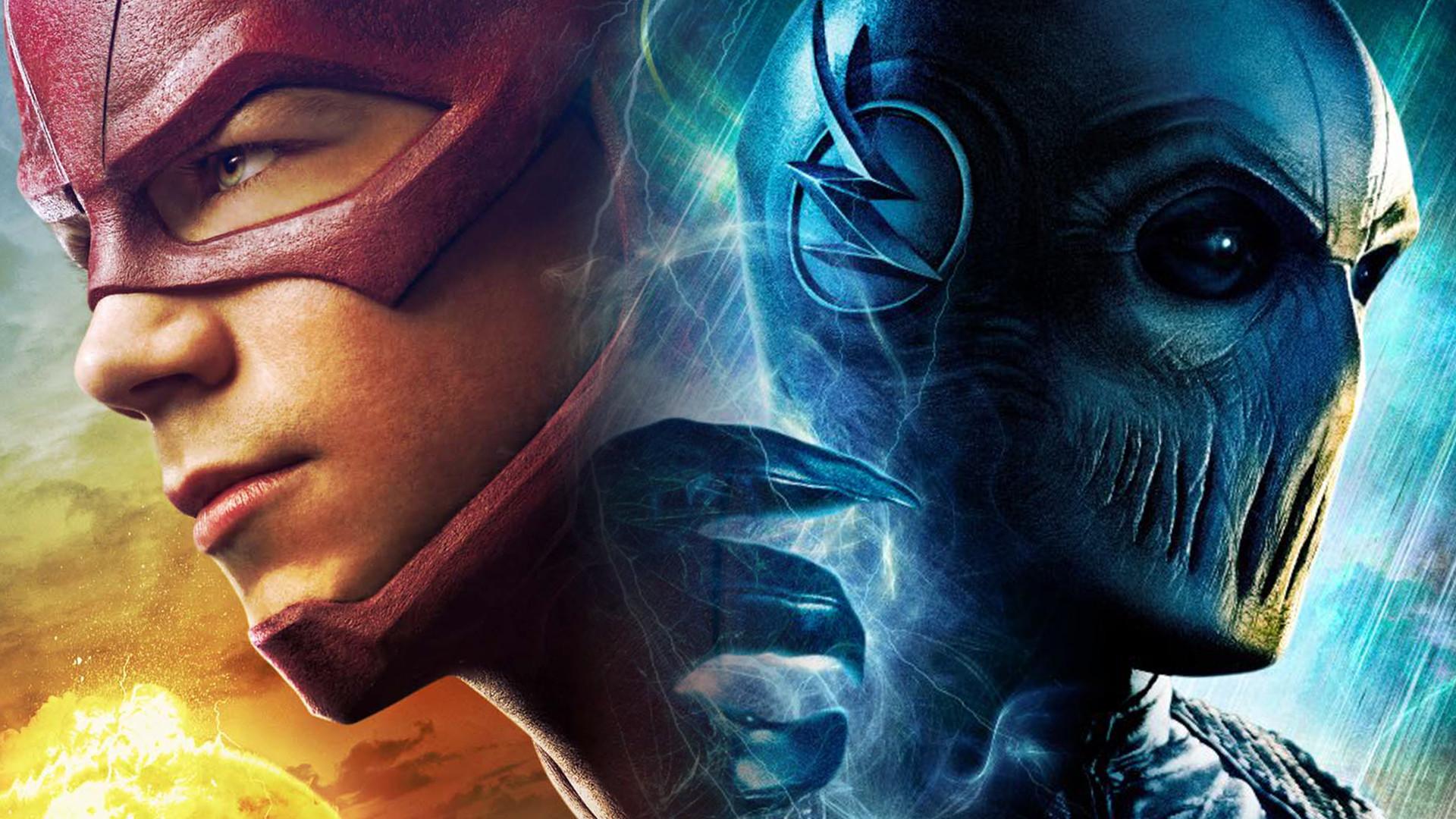 Custom The Flash/Zoom Wallpaper!