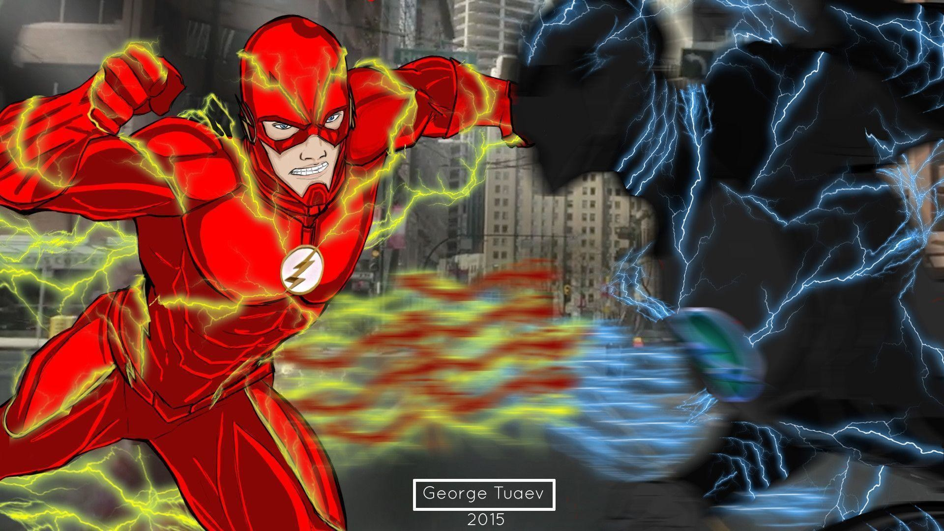 Zoom The Flash Wallpapers – Wallpaper Cave