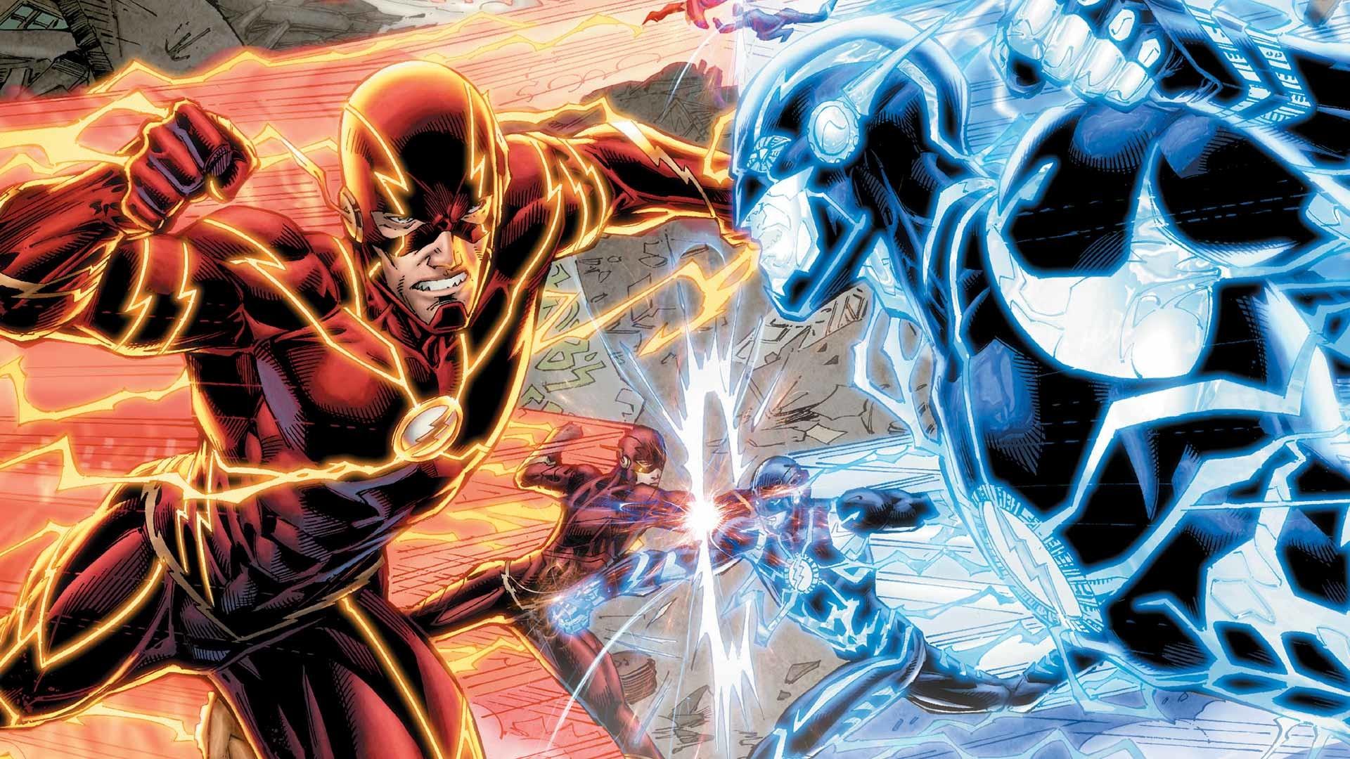 The Flash Family by DarkLitria on DeviantArt