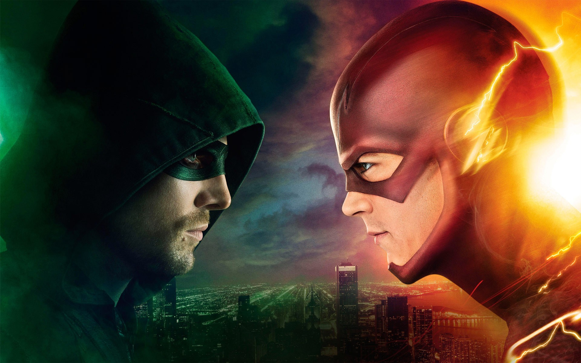 New York Comic-Con : The Flash and The Arrow sizzle reels released