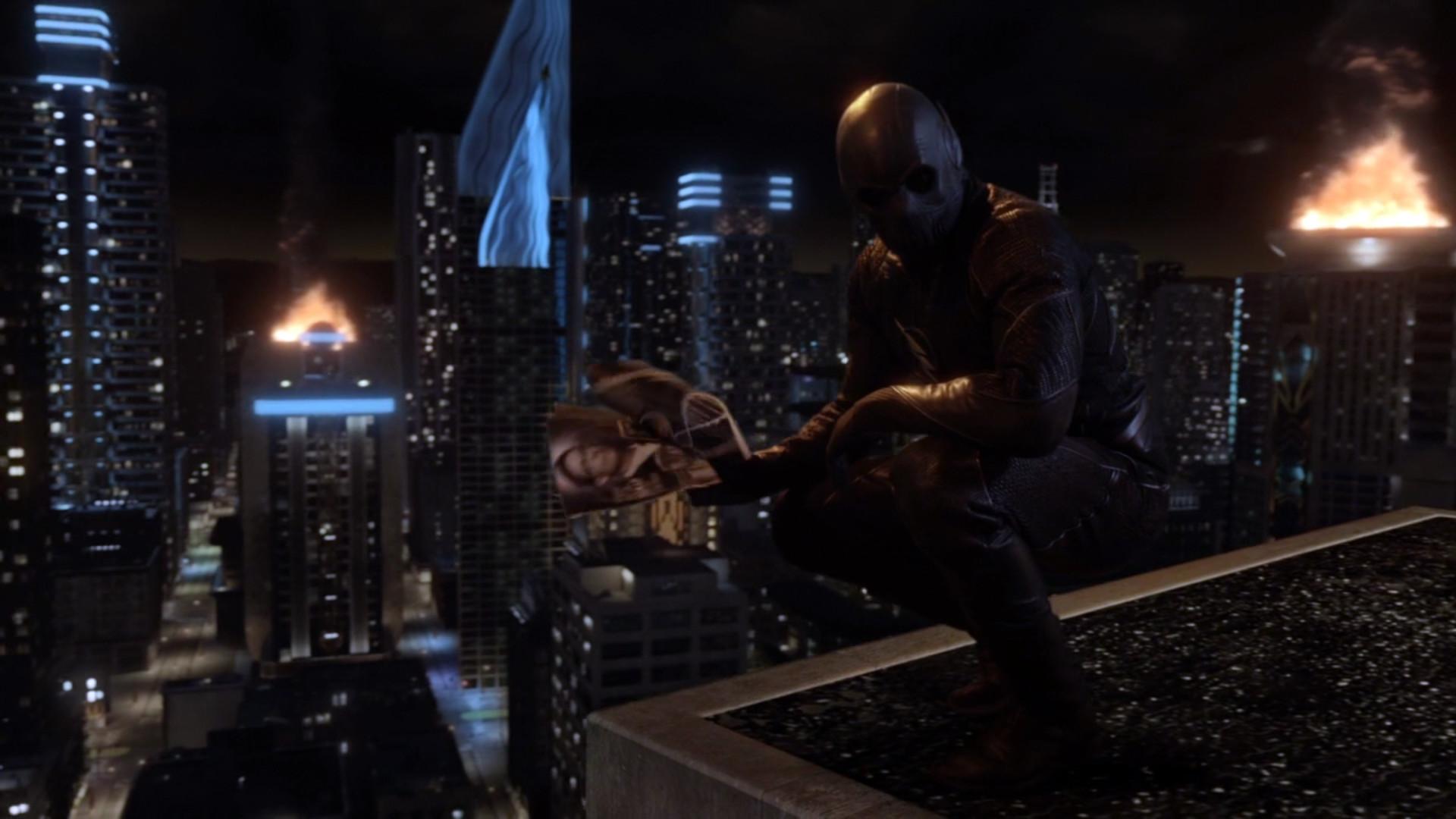 """Flash – Zoom Wants Wells. """""""
