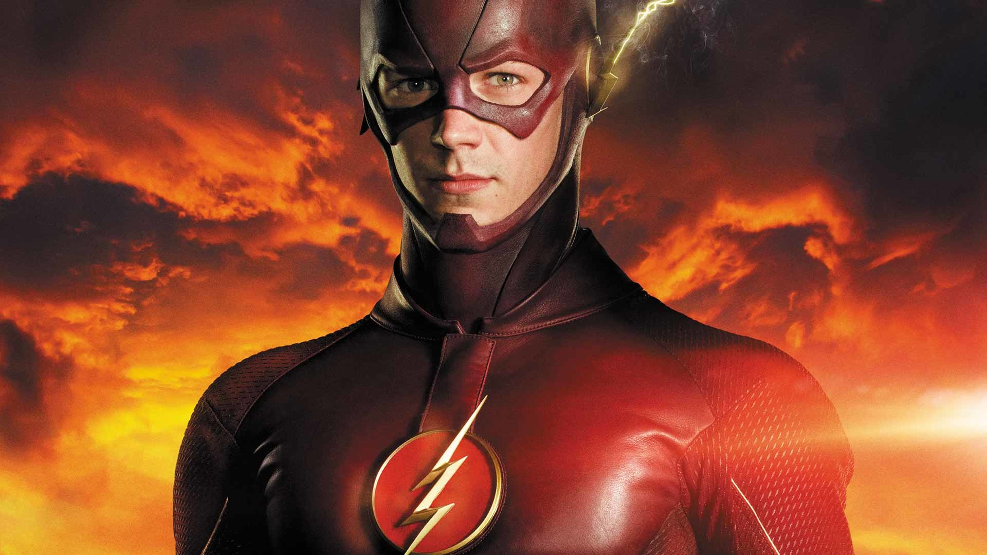 <b>The Flash</b> 2×14 harrison wells use time vault to