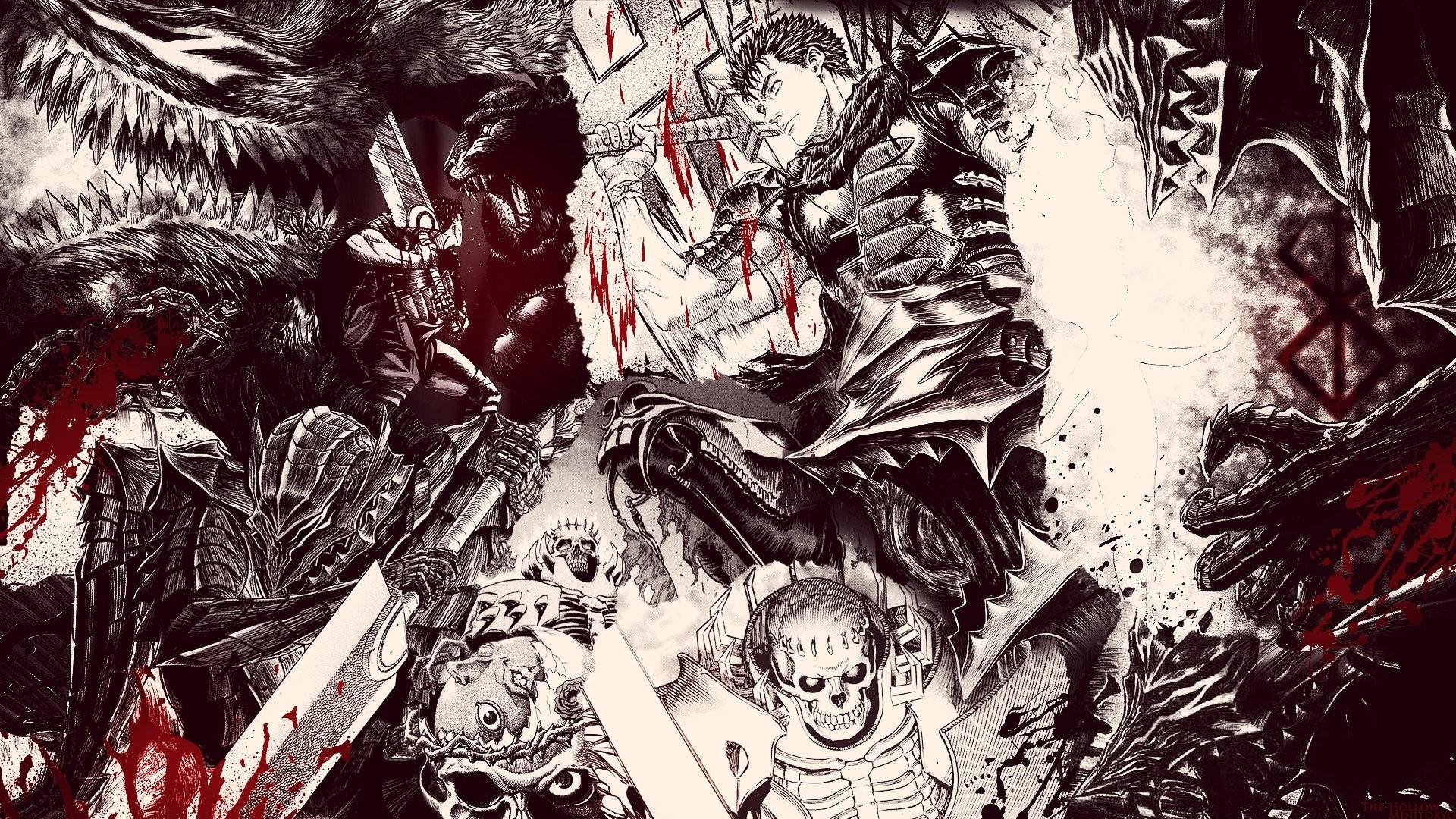 Anime – Berserk Wallpaper