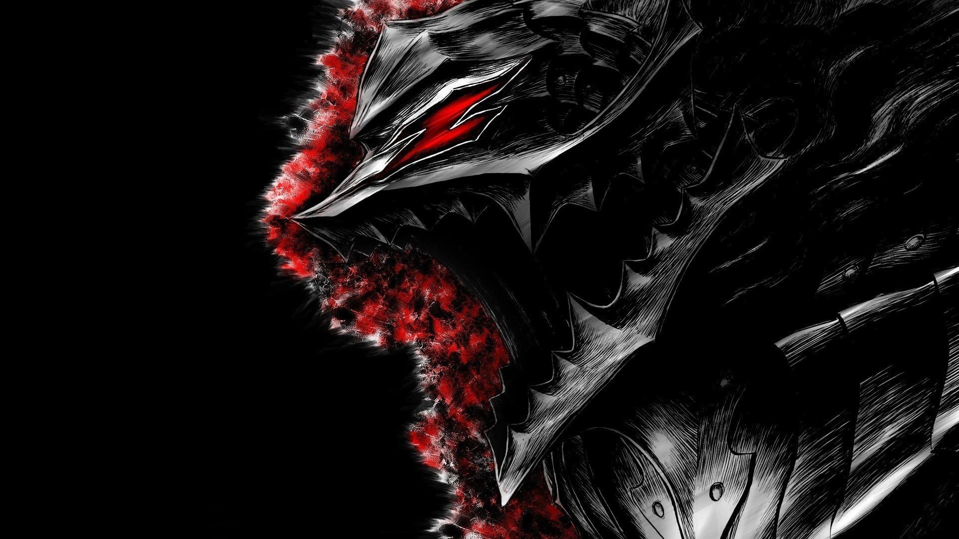 Berserk, Armor, Guts, Kentaro Miura Wallpapers HD / Desktop and Mobile  Backgrounds