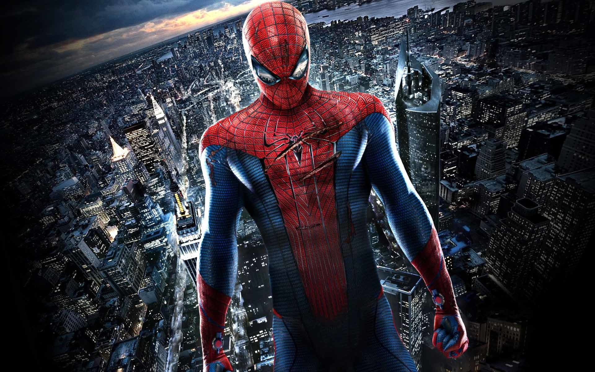 THE AMAZING SPIDER MAN 2 Wallpapers HD & iPhone 5 Wallpapers