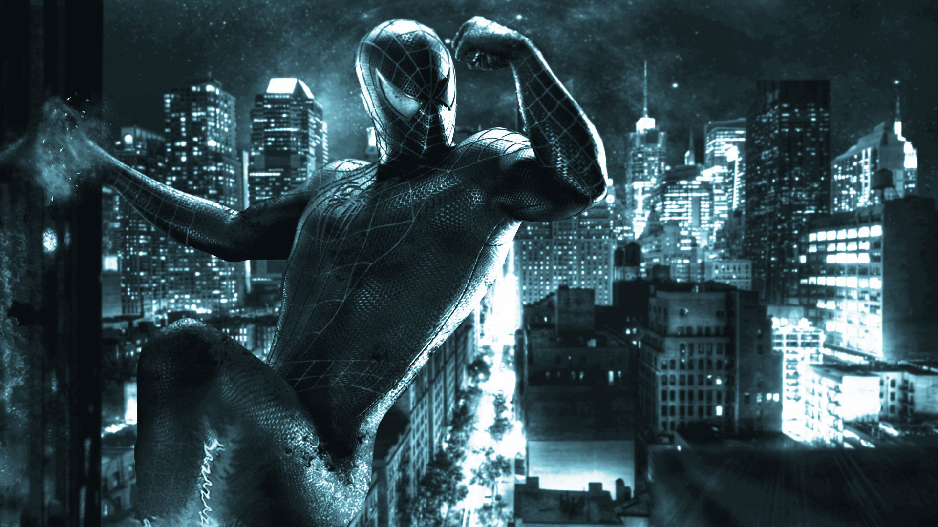 Black Spiderman Iphone HD Wallpapers.