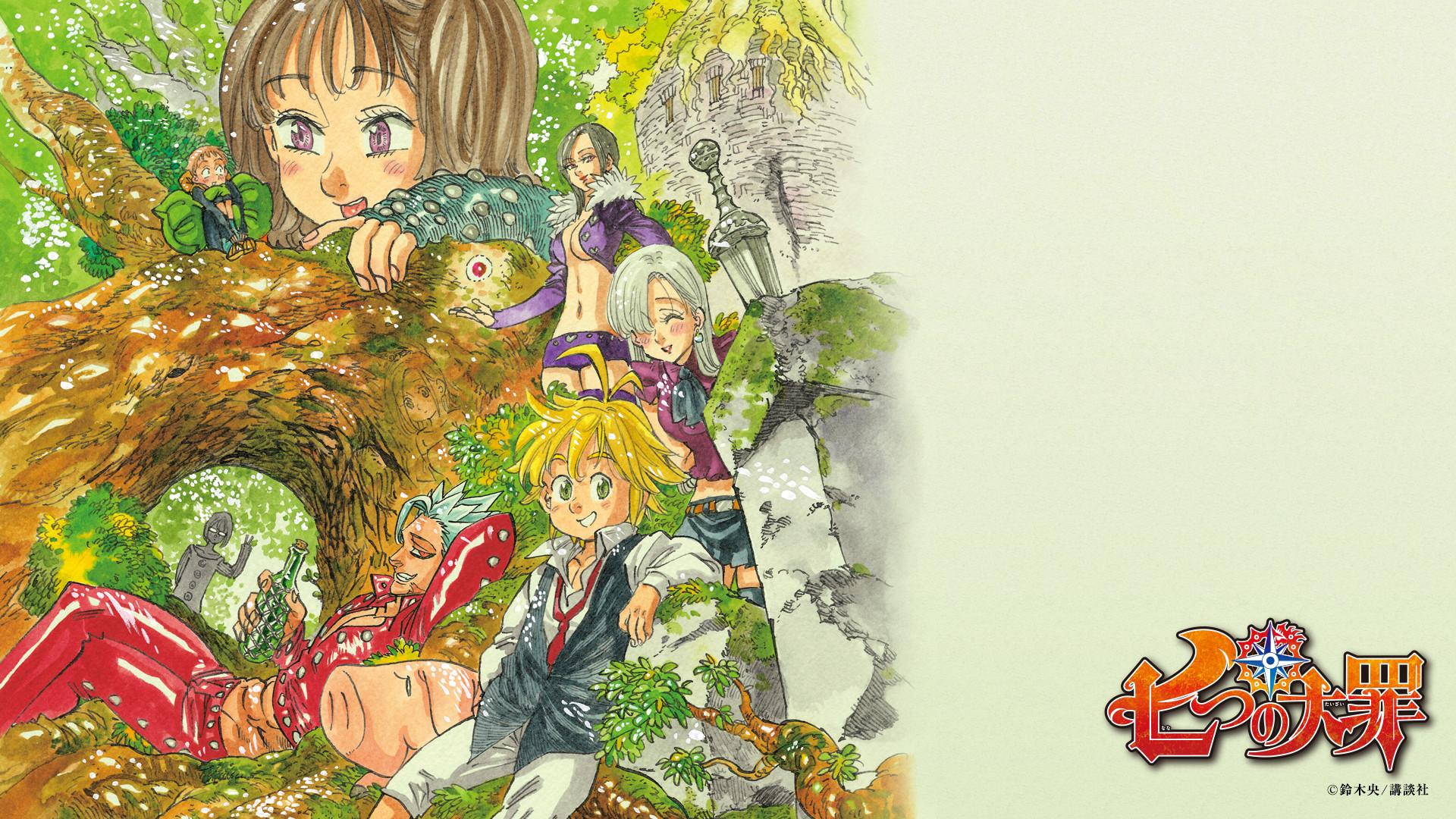 Image – Wallpaper 3.png   Nanatsu no Taizai Wiki   FANDOM powered by Wikia