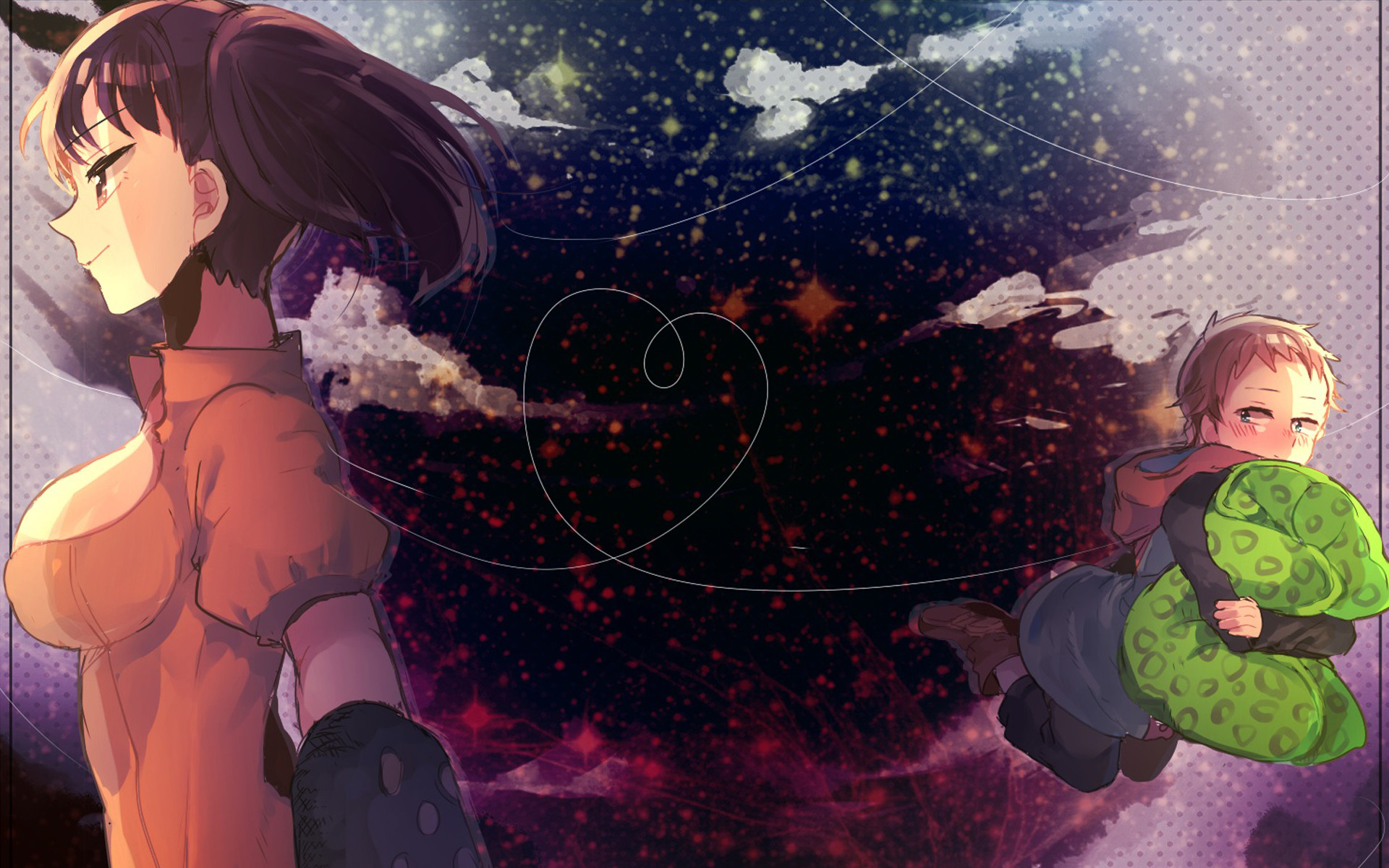 Seven Deadly Kings Diane King Nanatsu No Taizai Anime 1920×1200