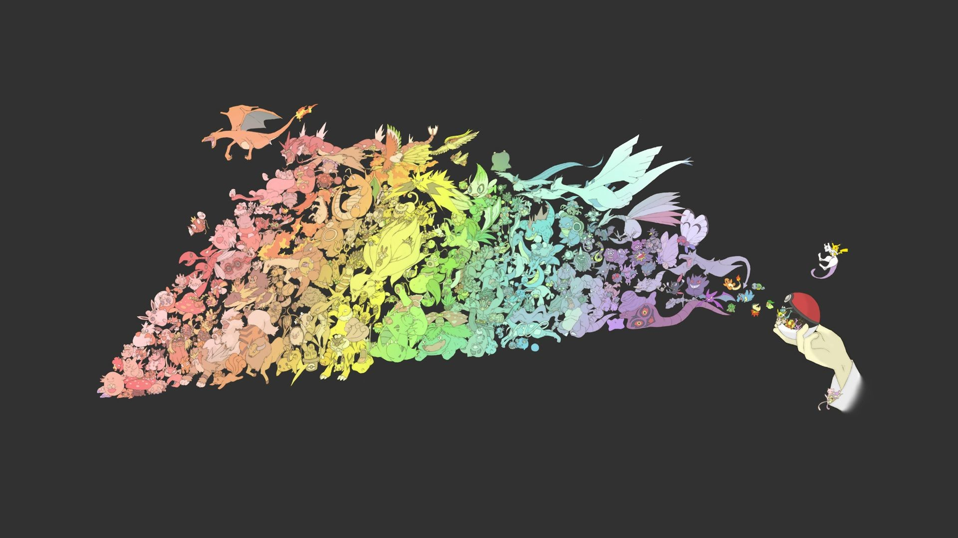 Pokemon Computer Wallpapers