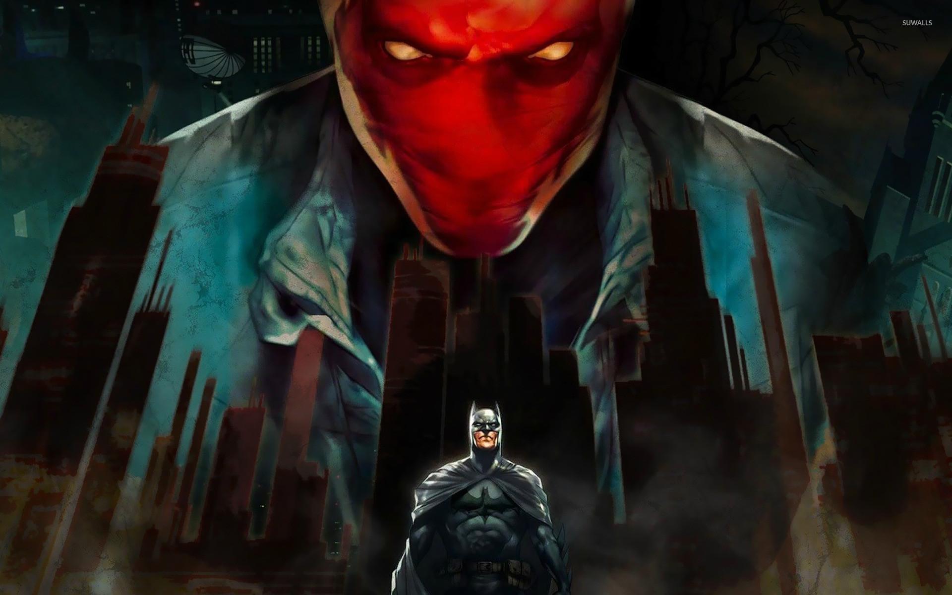Batman: Under the Red Hood wallpaper – Cartoon wallpapers – #14331