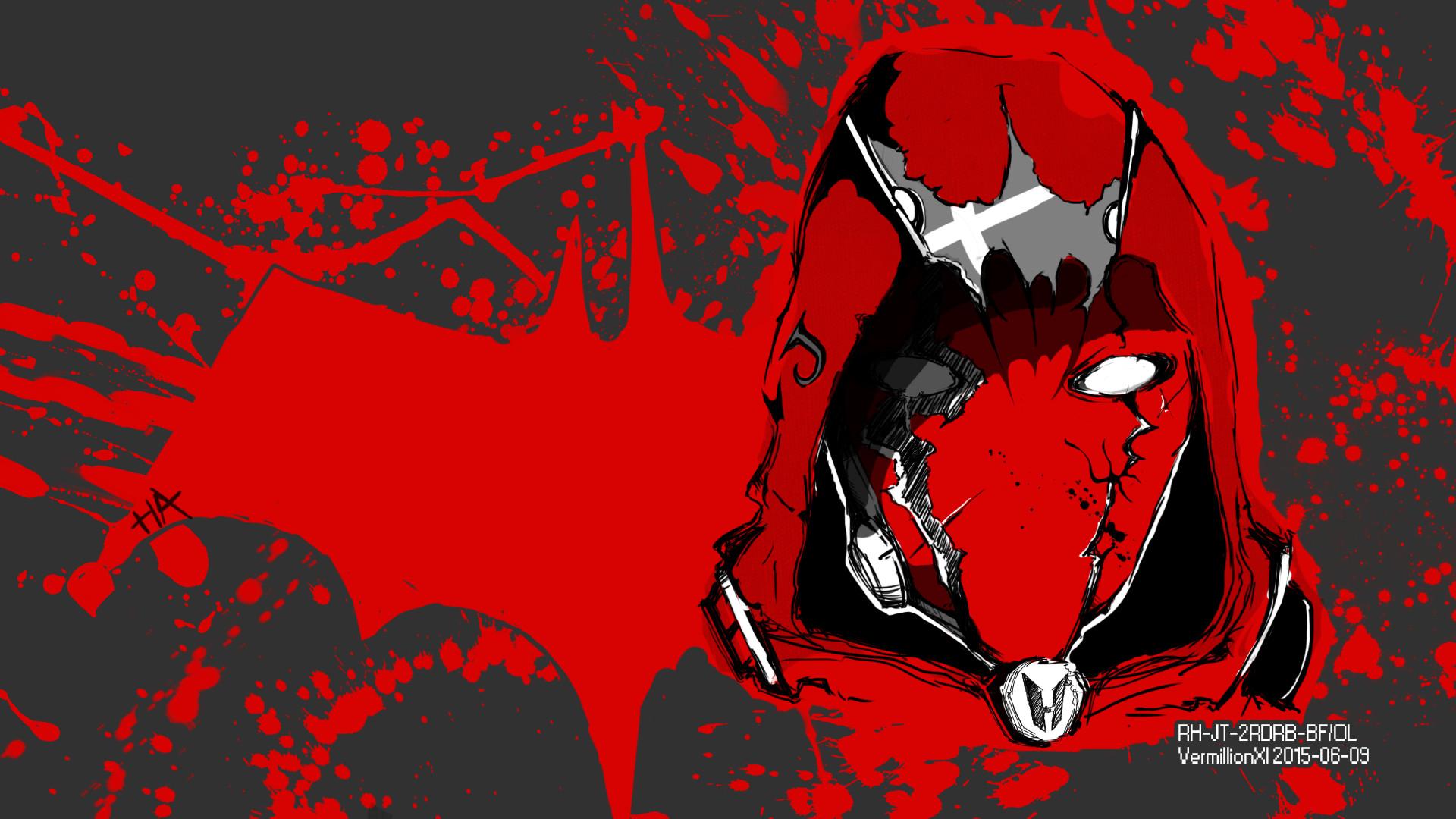 Red Hood Jason Todd Zerochan Anime Image Board. Jason Todd Wallpaper  Wallpapersafari