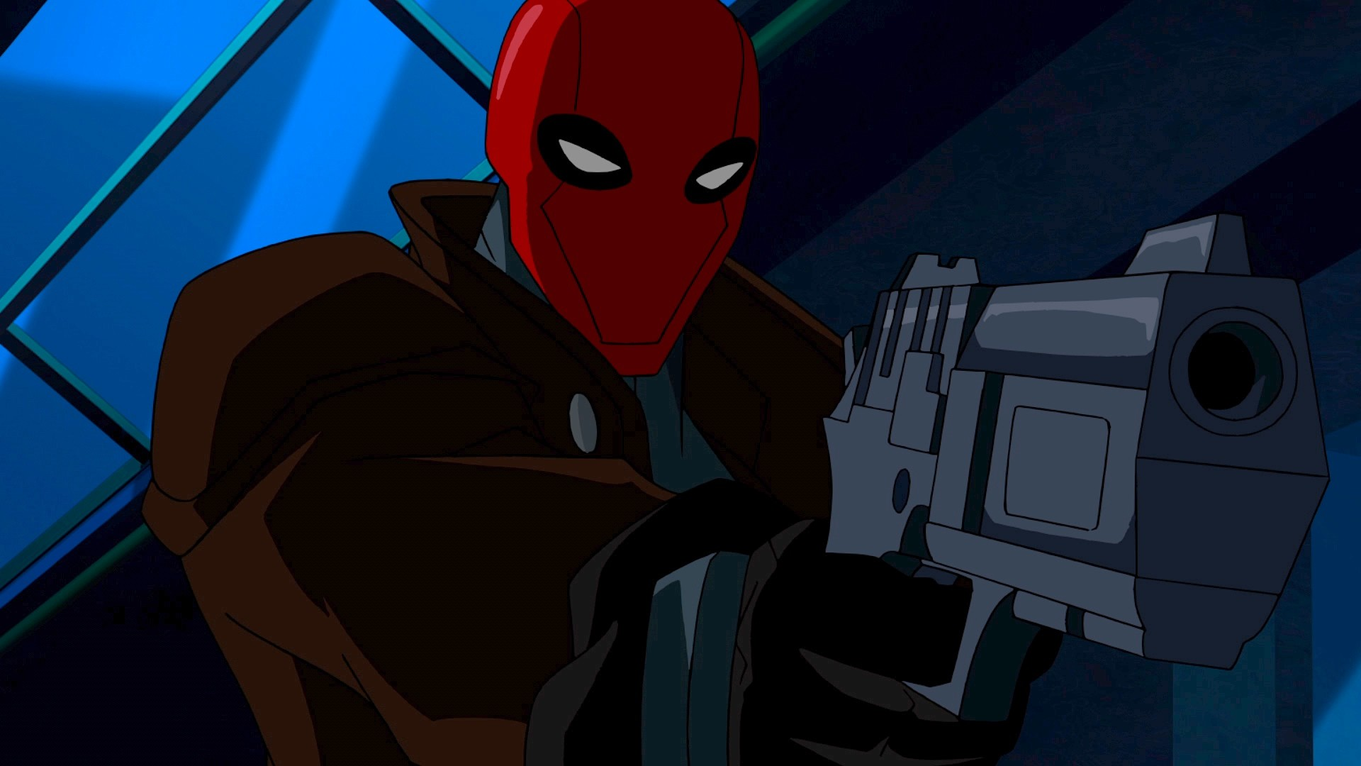 Track Stars » Blog Archive » Batman: Under the Red Hood Commentary .