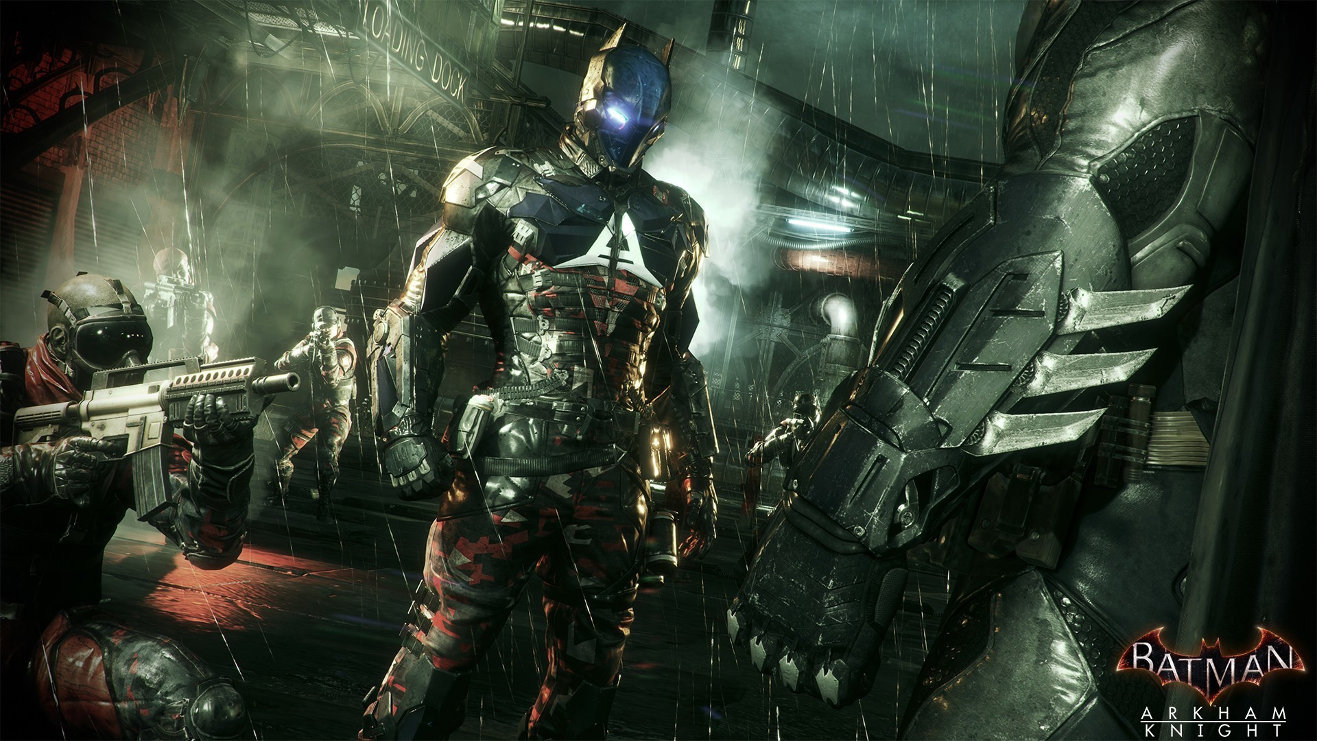 'Batman: Arkham Knight''s Identity Reveal is Still Lame as Hell a Year  Later | Inverse