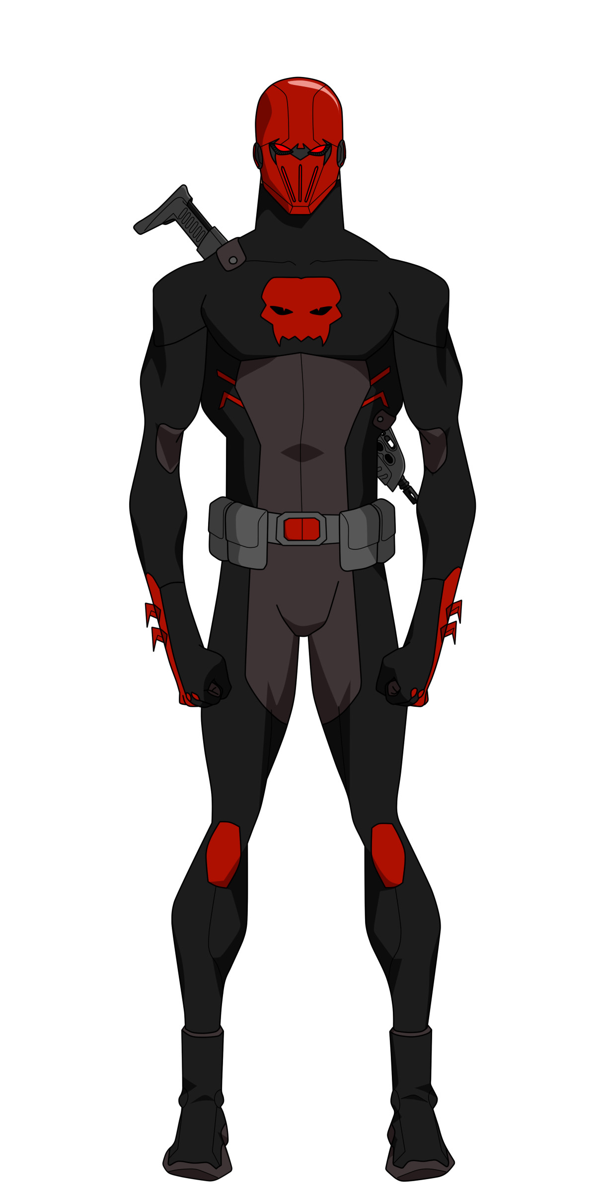 Jason Todd Outlaws Design by Bobkitty23.deviantart.com on @deviantART