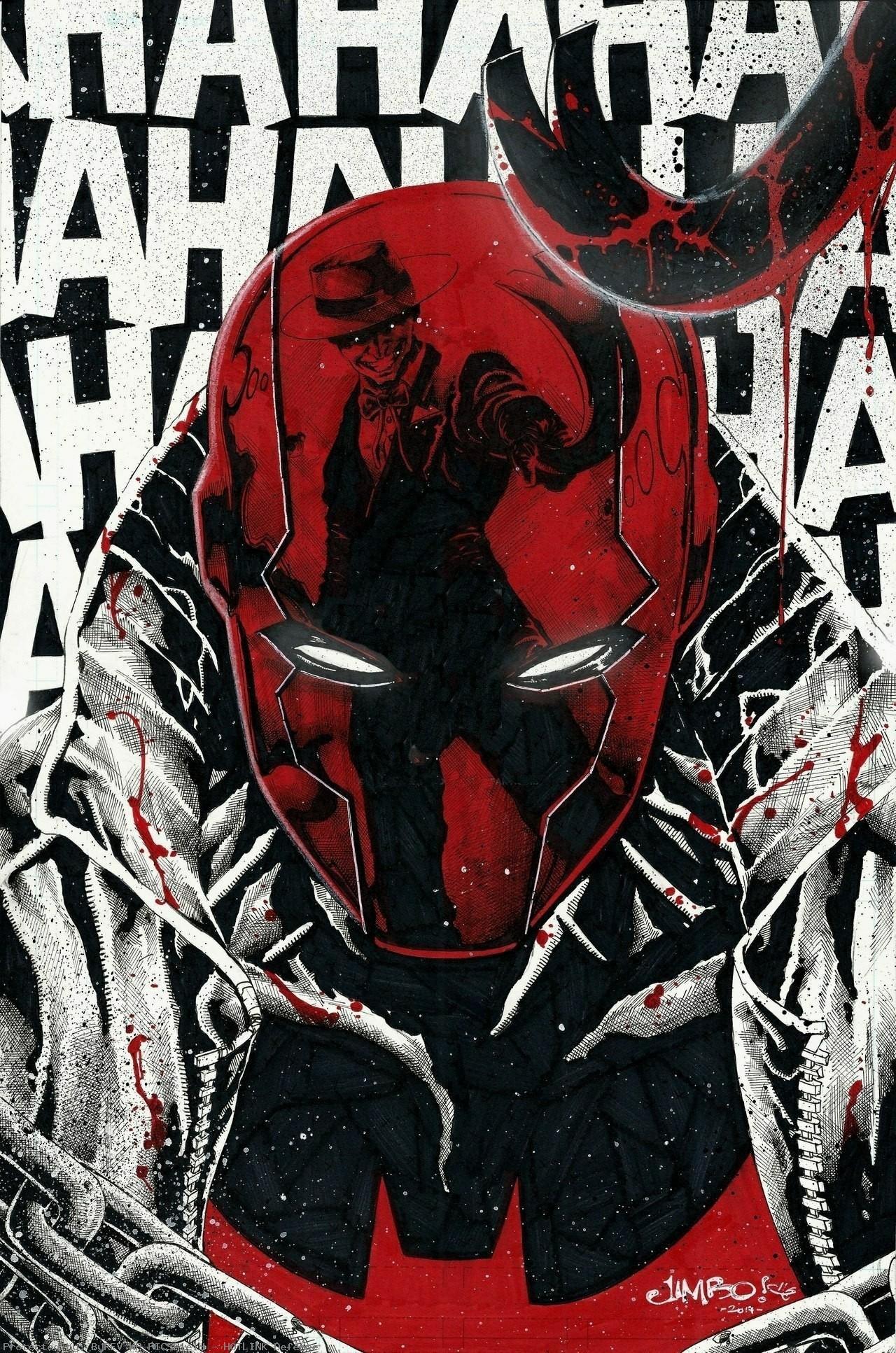 Red-Hood-Jason-Todd-wallpaper-wp4408661