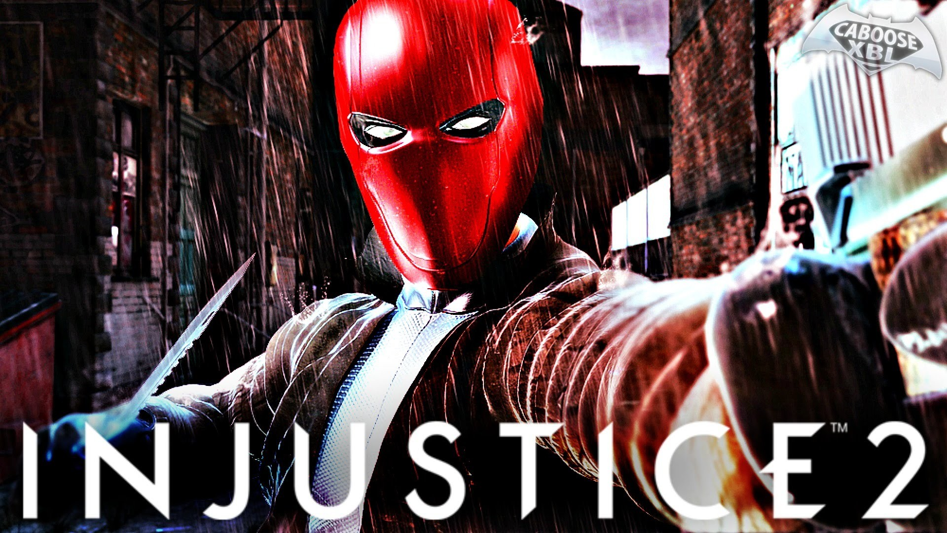 """Jason Todd mask inspired by the cartoon """"Batman: Under the red hood."""" The  attached file is a OBJ created in Zbrush."""