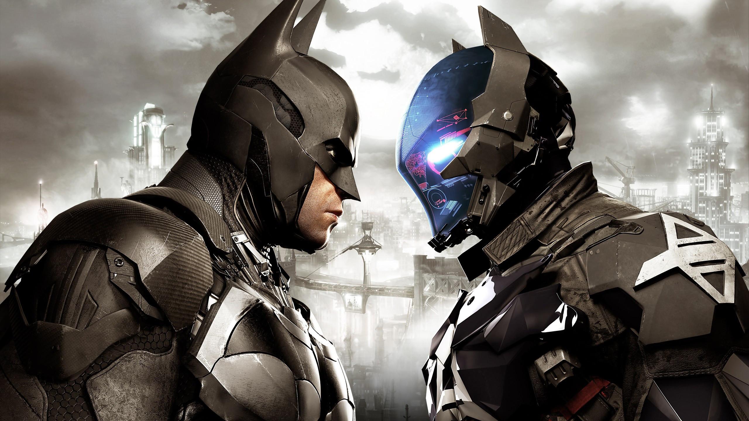 Batman Arkham Knight 2015