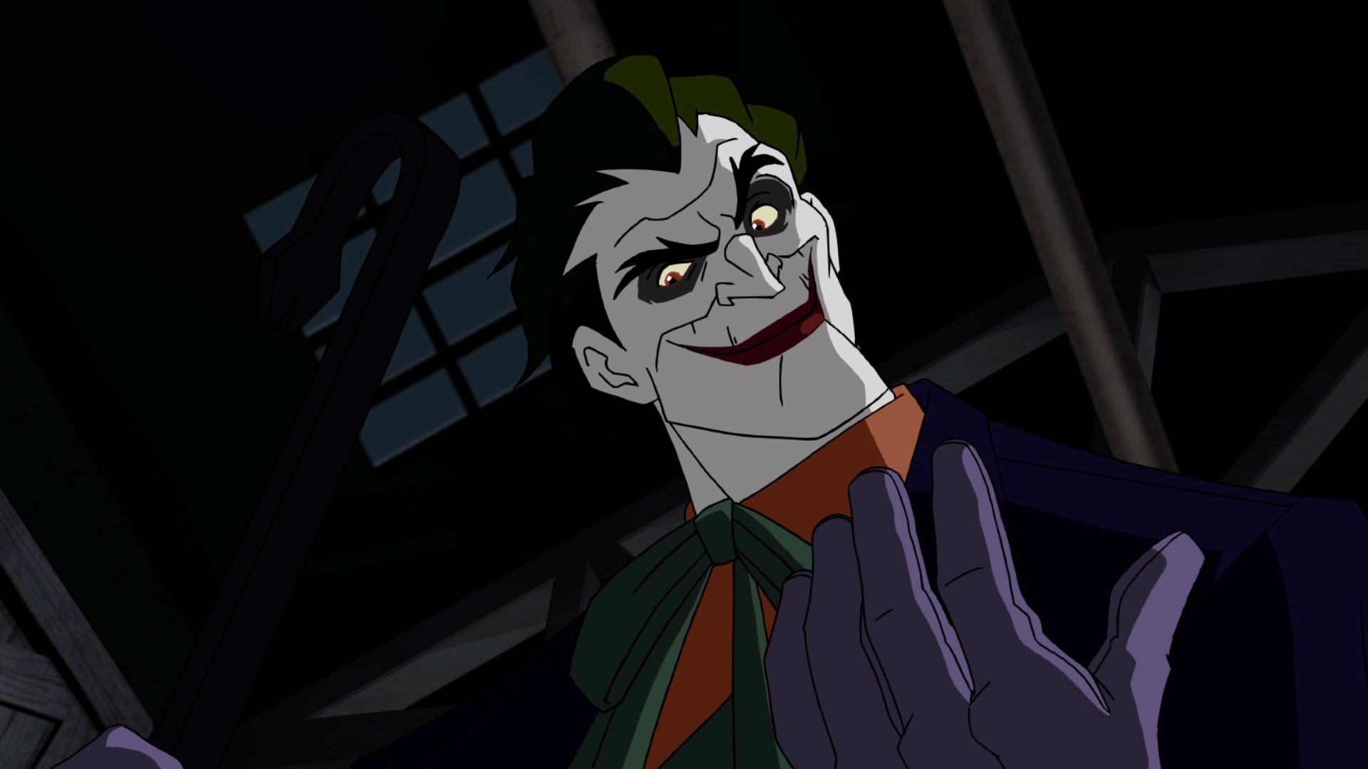 The Joker (Batman: Under the Red Hood) | DC Movies Wiki | FANDOM powered by  Wikia