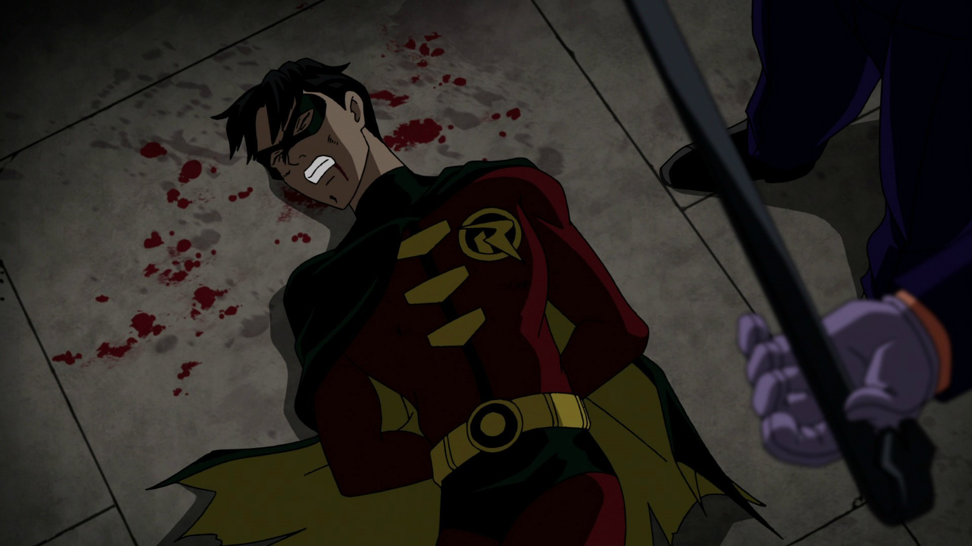 Jason Todd was the second Robin