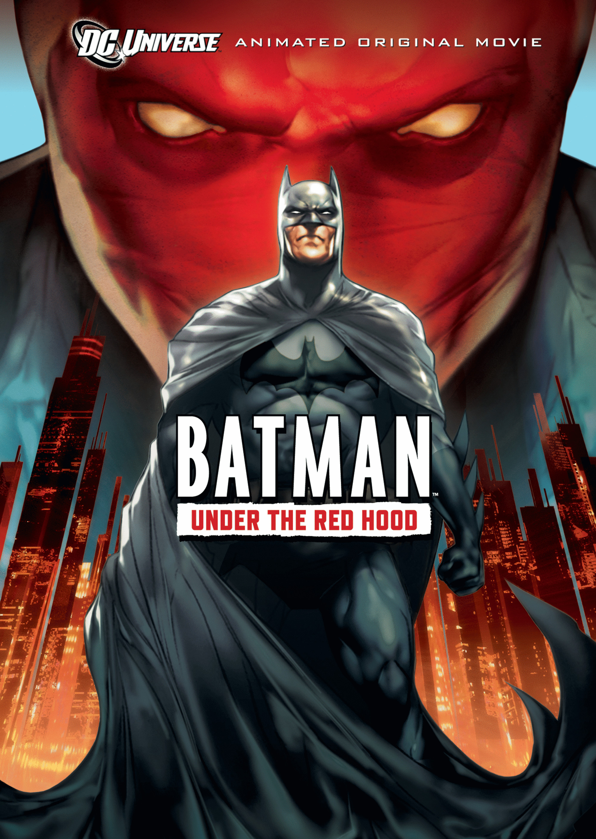 Jason Todd Scene From Under The Red Hood End You