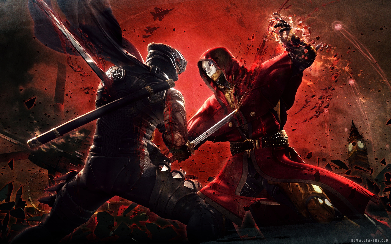 Batman Under The Red Hood Wallpaper