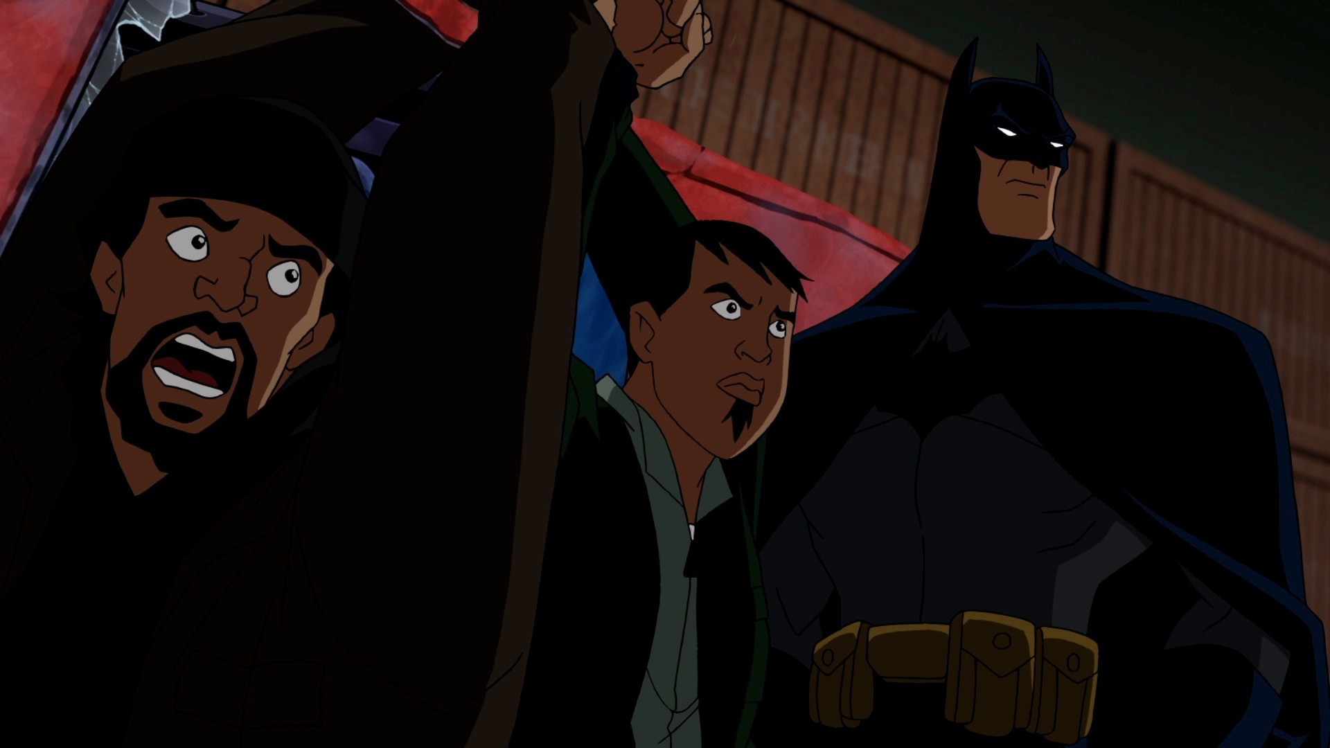 Batman Under The Red Hood. On Jason Todd …