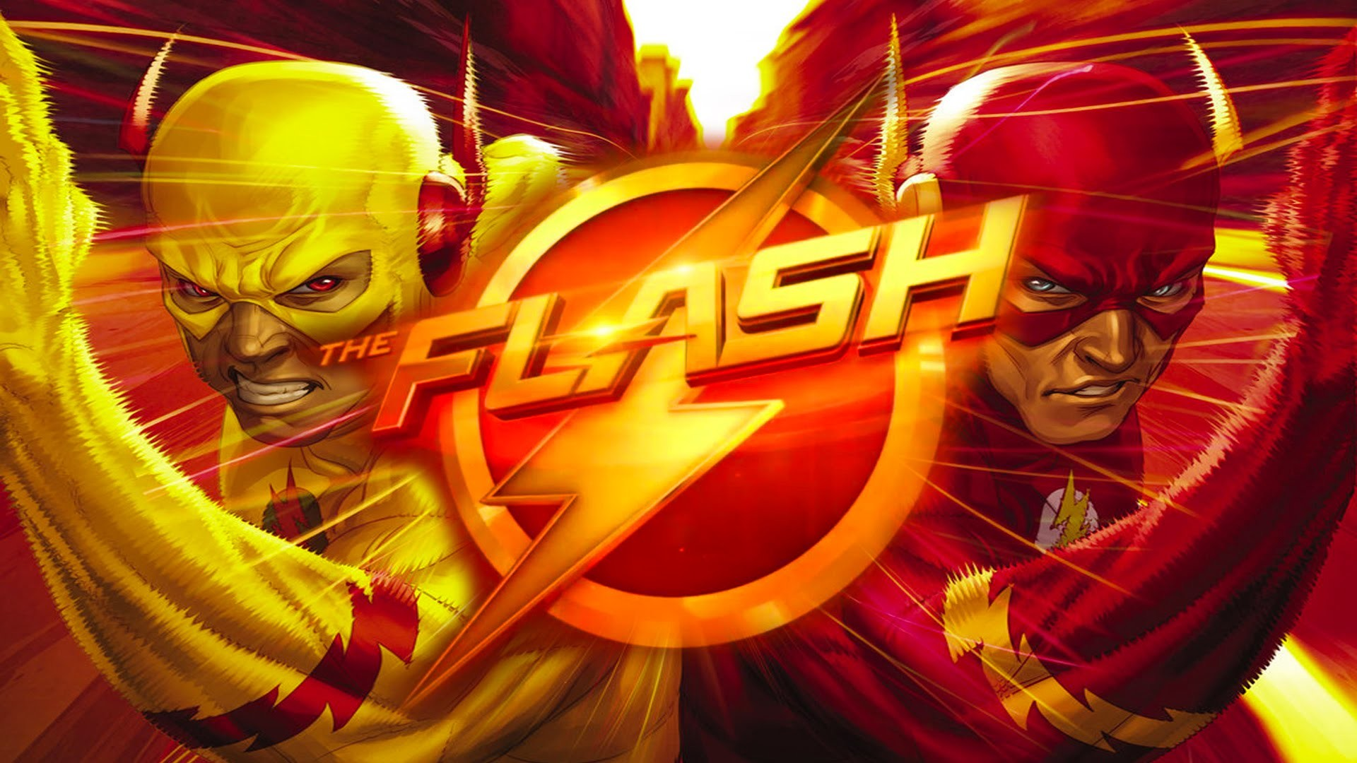 CW's The Flash & Reverse-Flash Mid-Season Finale THEORY!
