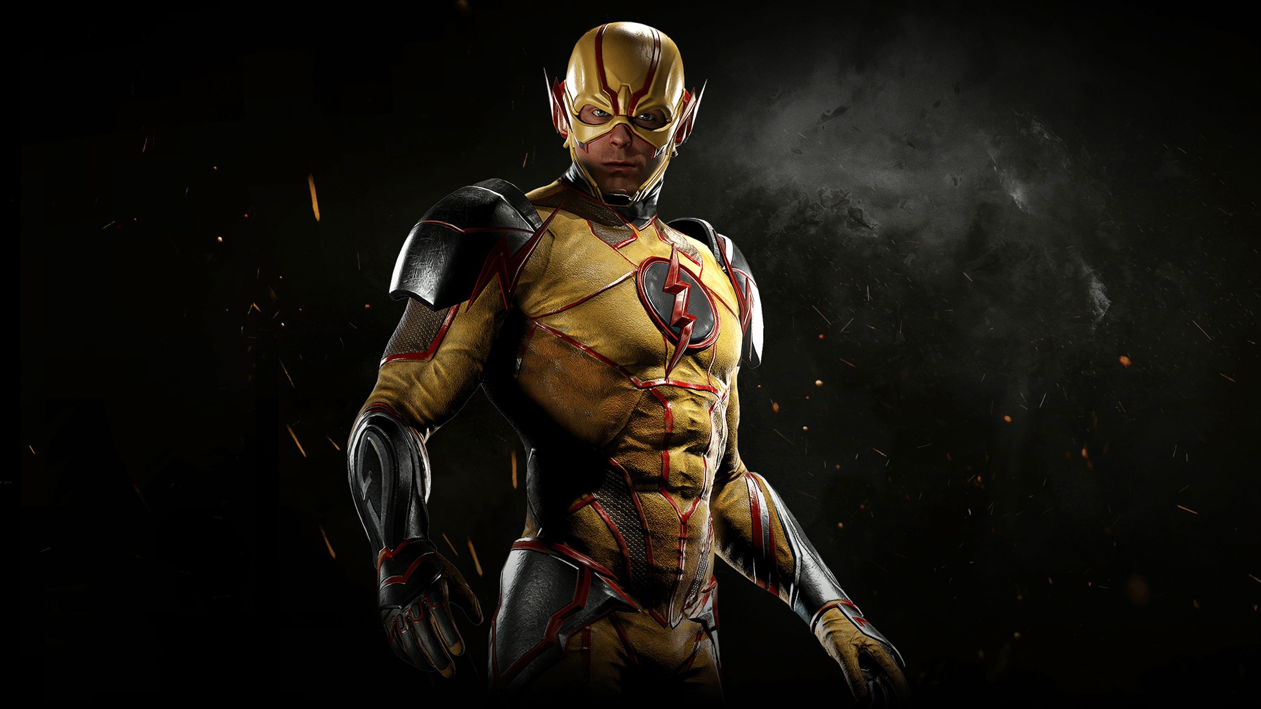 Injustice 2: Is that Wally West as Kid Flash in the second story .
